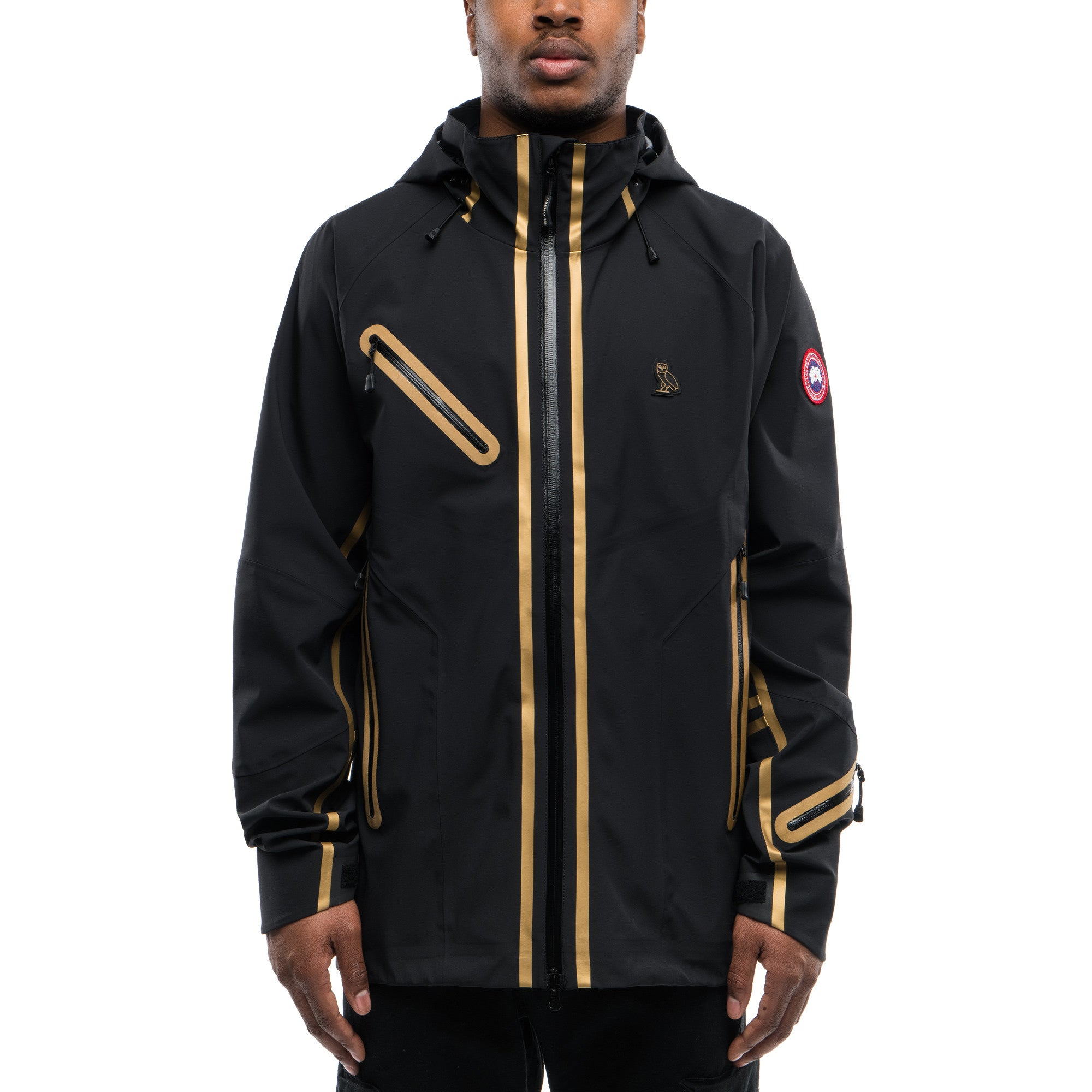 canada goose x ovo timber shell