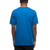 OVO COLLEGIATE T-SHIRT - ROYAL BLUE