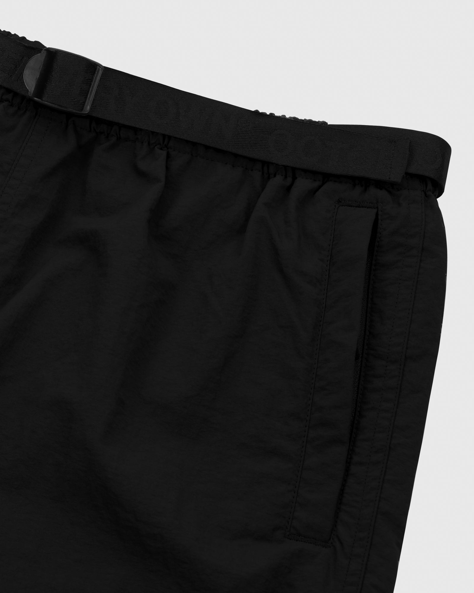 OVO NYLON CAMP SHORT - BLACK IMAGE #4