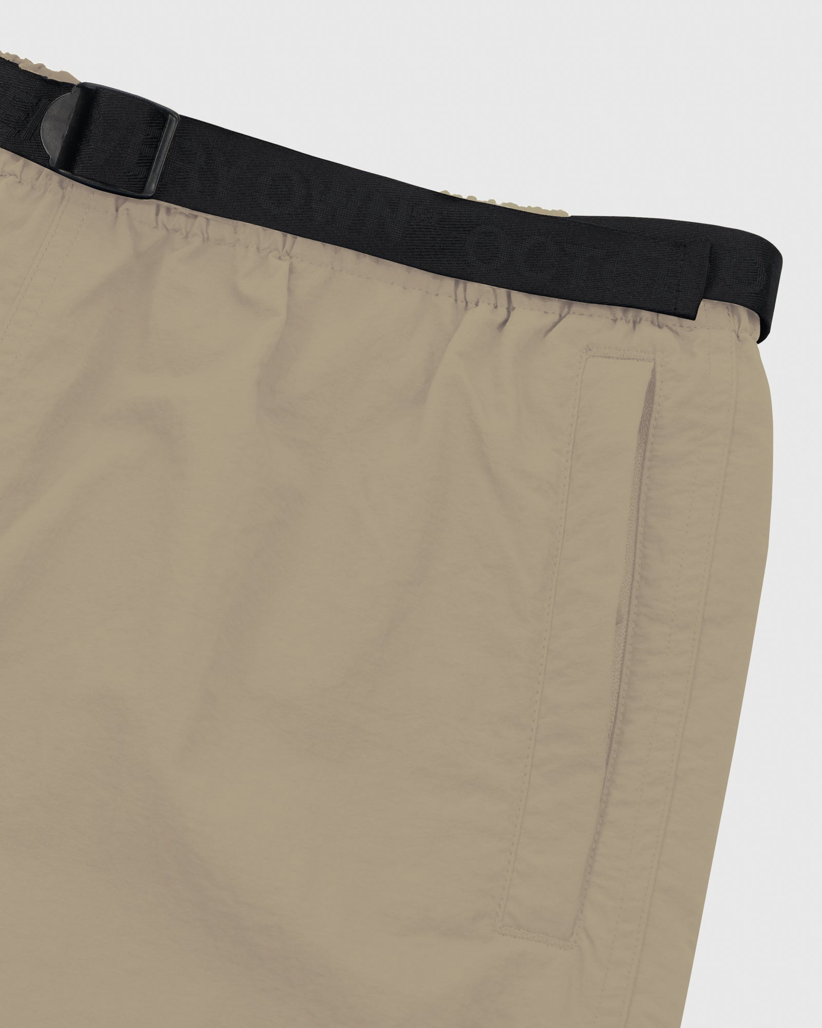 OVO NYLON CAMP SHORT - KHAKI IMAGE #4