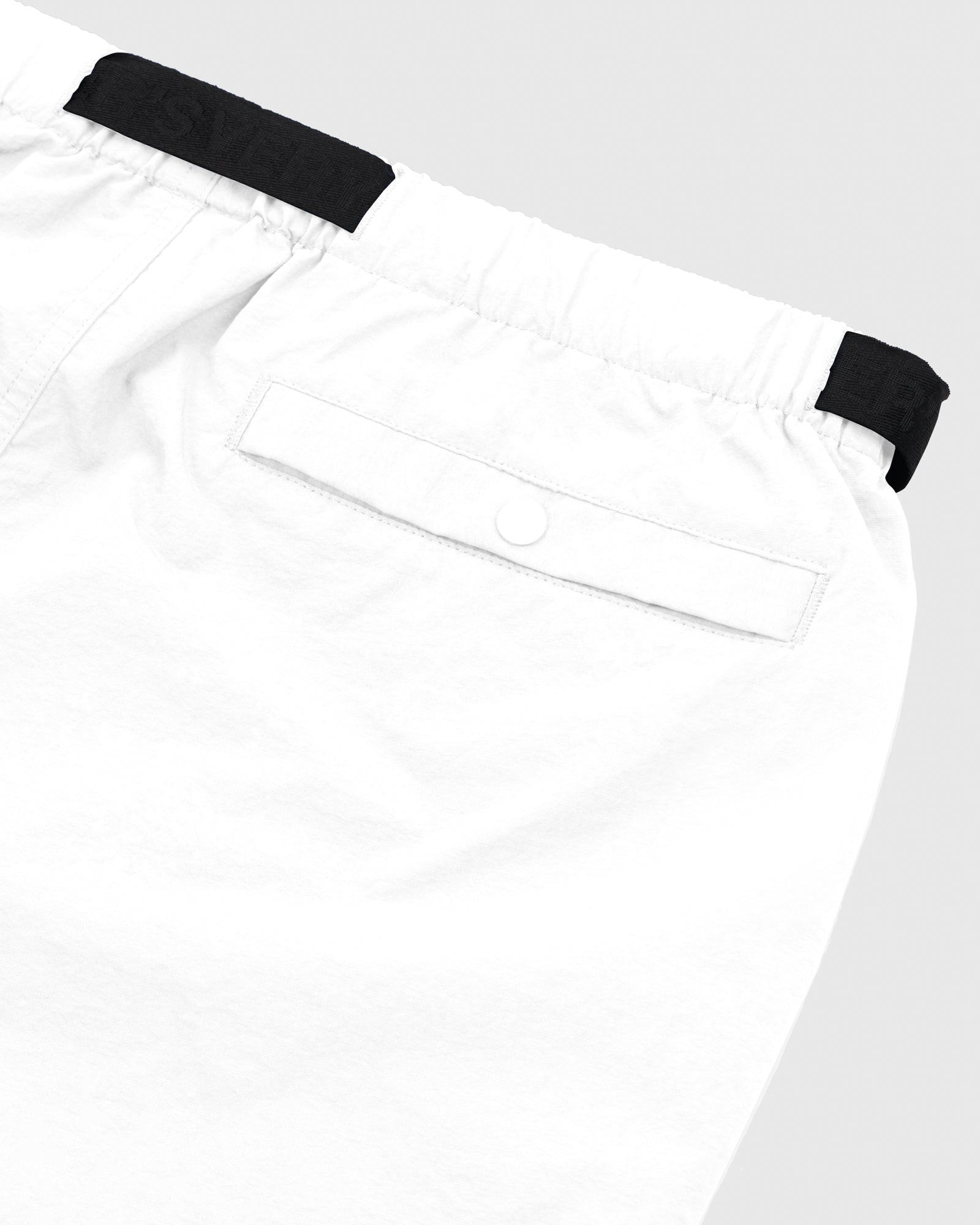OVO NYLON CAMP SHORT - WHITE IMAGE #5