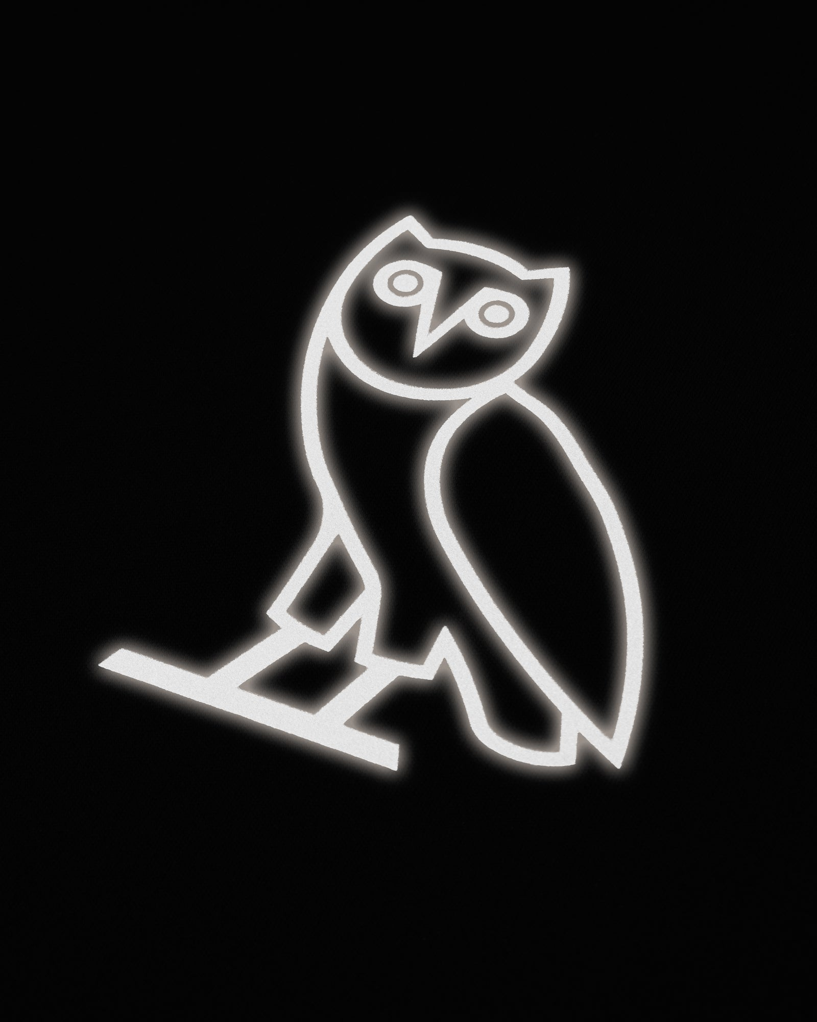 OVO OWL PERFORMANCE LONGSLEEVE T-SHIRT - BLACK IMAGE #4