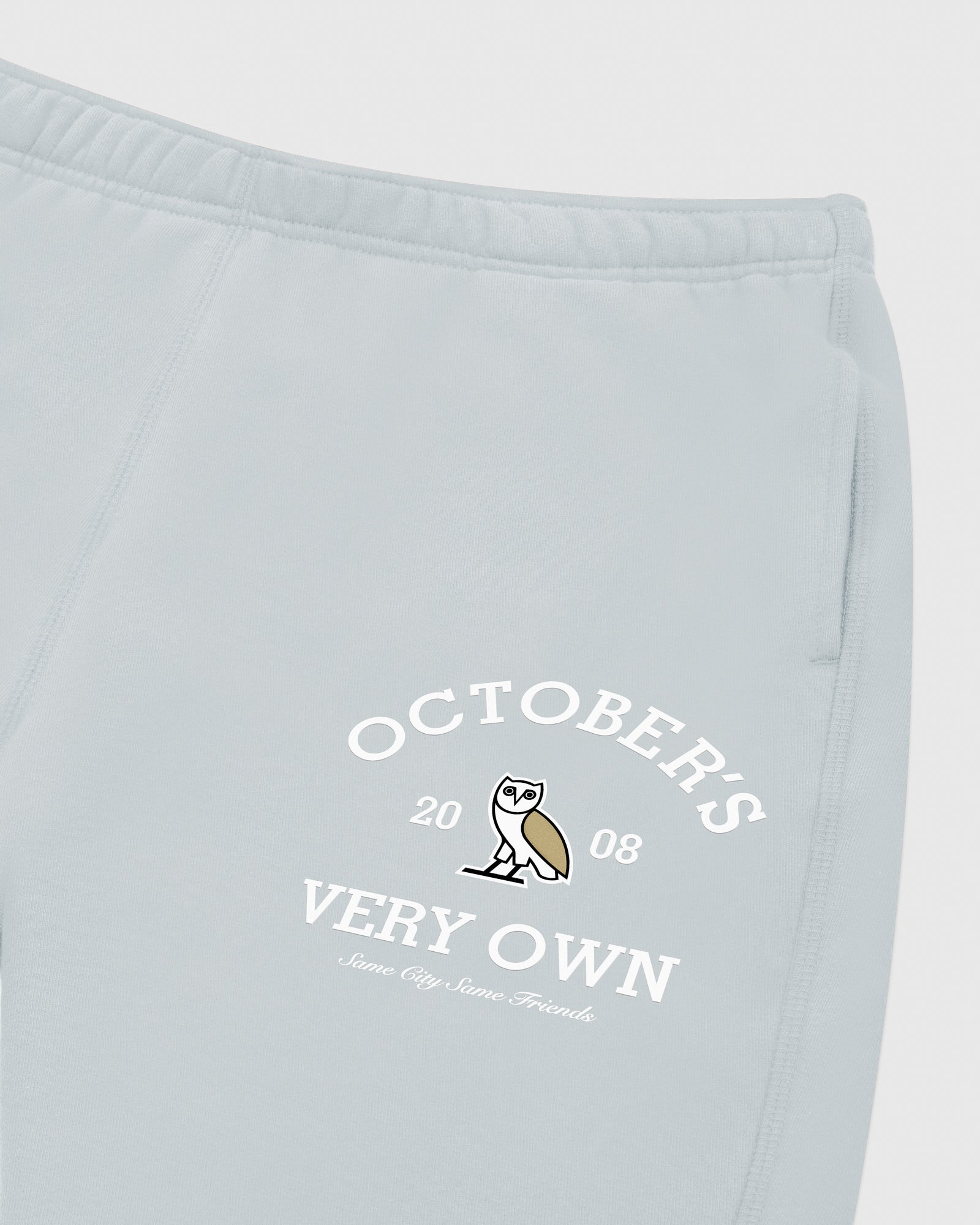 OVO COLLEGIATE SWEATPANT - LIGHT BLUE