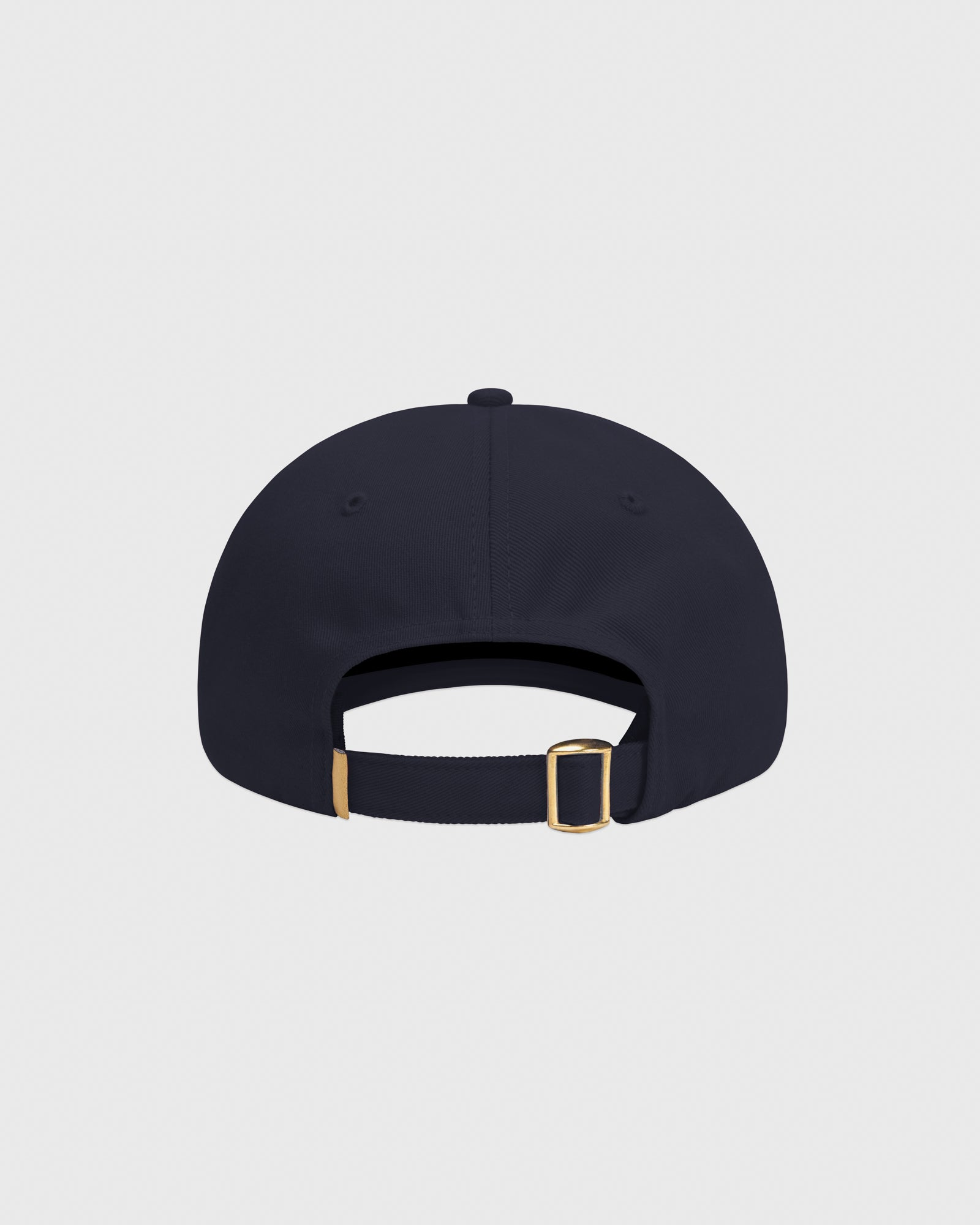 OVO COTTON TWILL CAP - NAVY IMAGE #4