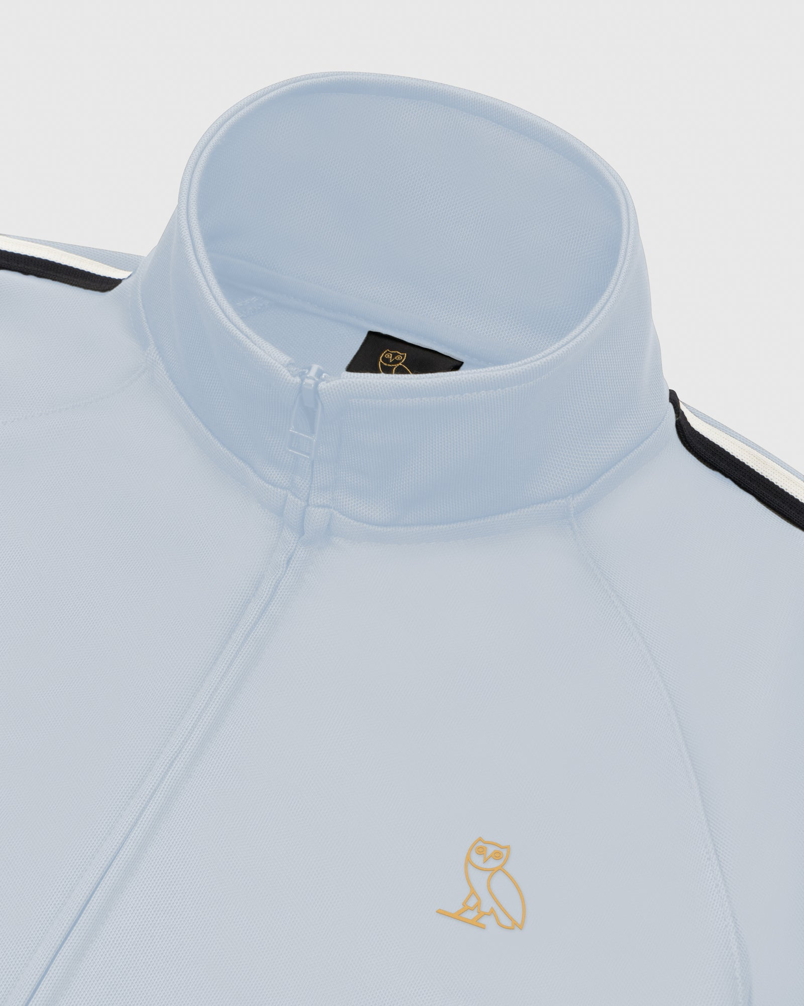 OVO PIQUE JACKET - LIGHT BLUE IMAGE #4