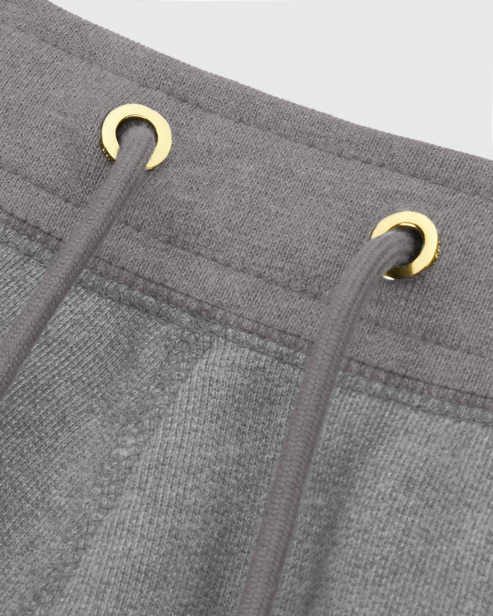 OVO FRENCH TERRY SWEATPANT - HEATHER ASH GREY IMAGE #4