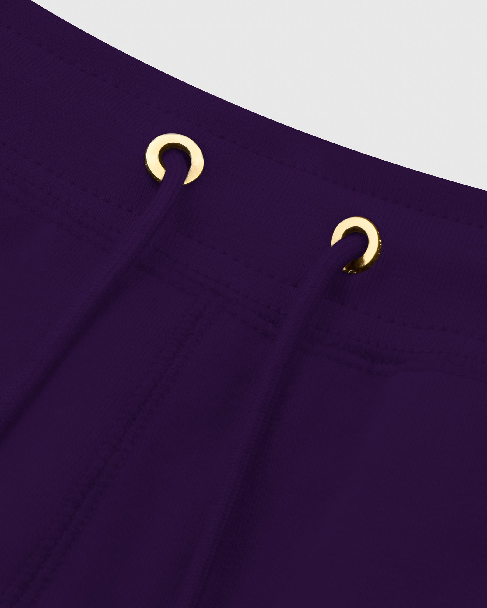 MID-WEIGHT FRENCH TERRY SWEATPANT - PURPLE IMAGE #4