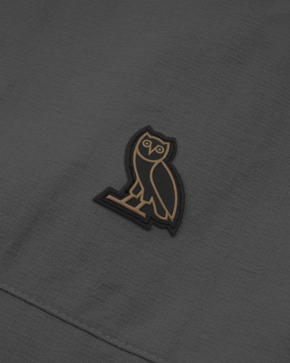 OVO NYLON SHELL JACKET - SLATE GREY