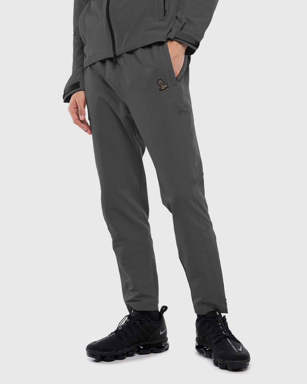 OVO NYLON SHELL PANT - SLATE GREY