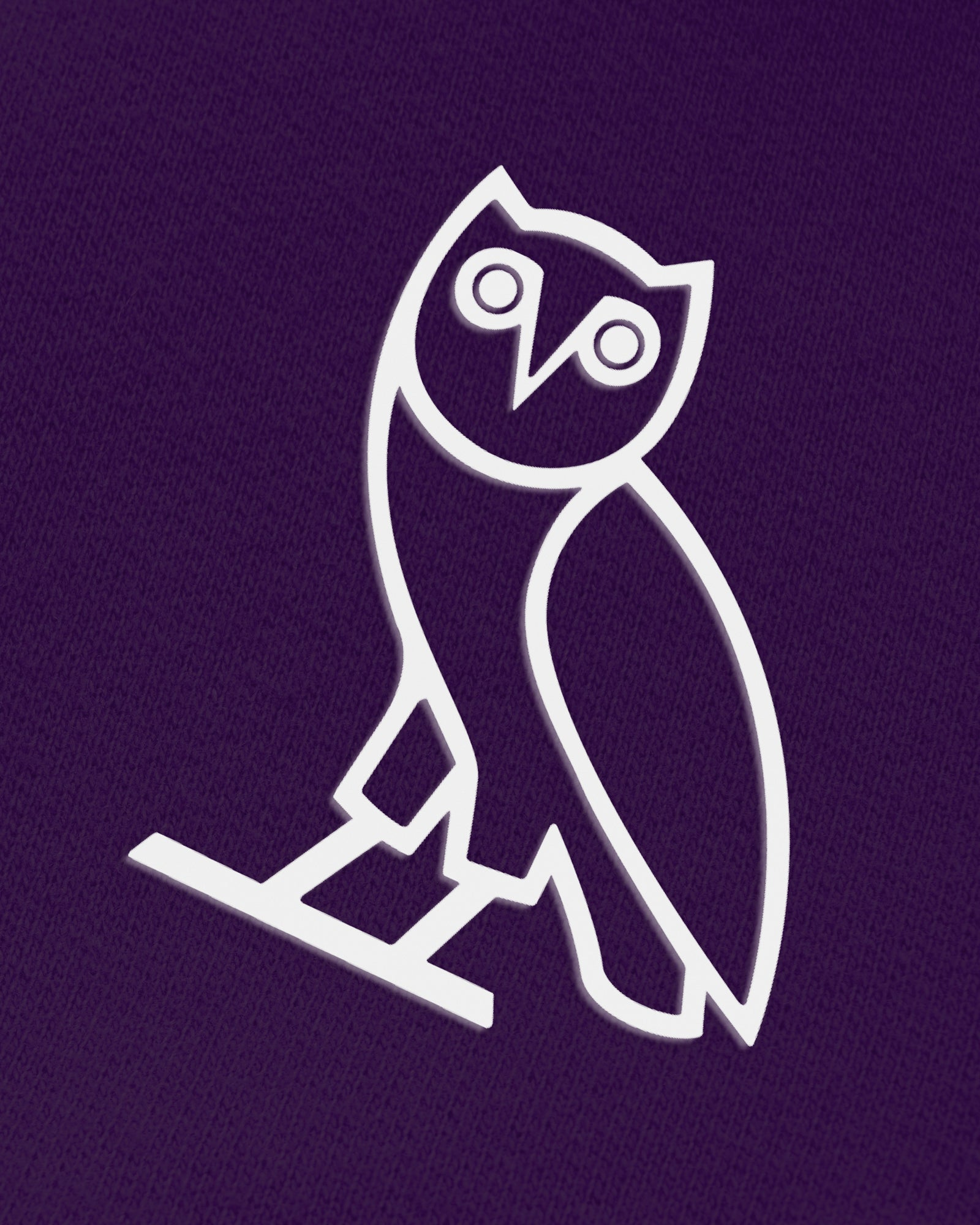 OVO OWL T-SHIRT - PURPLE IMAGE #3