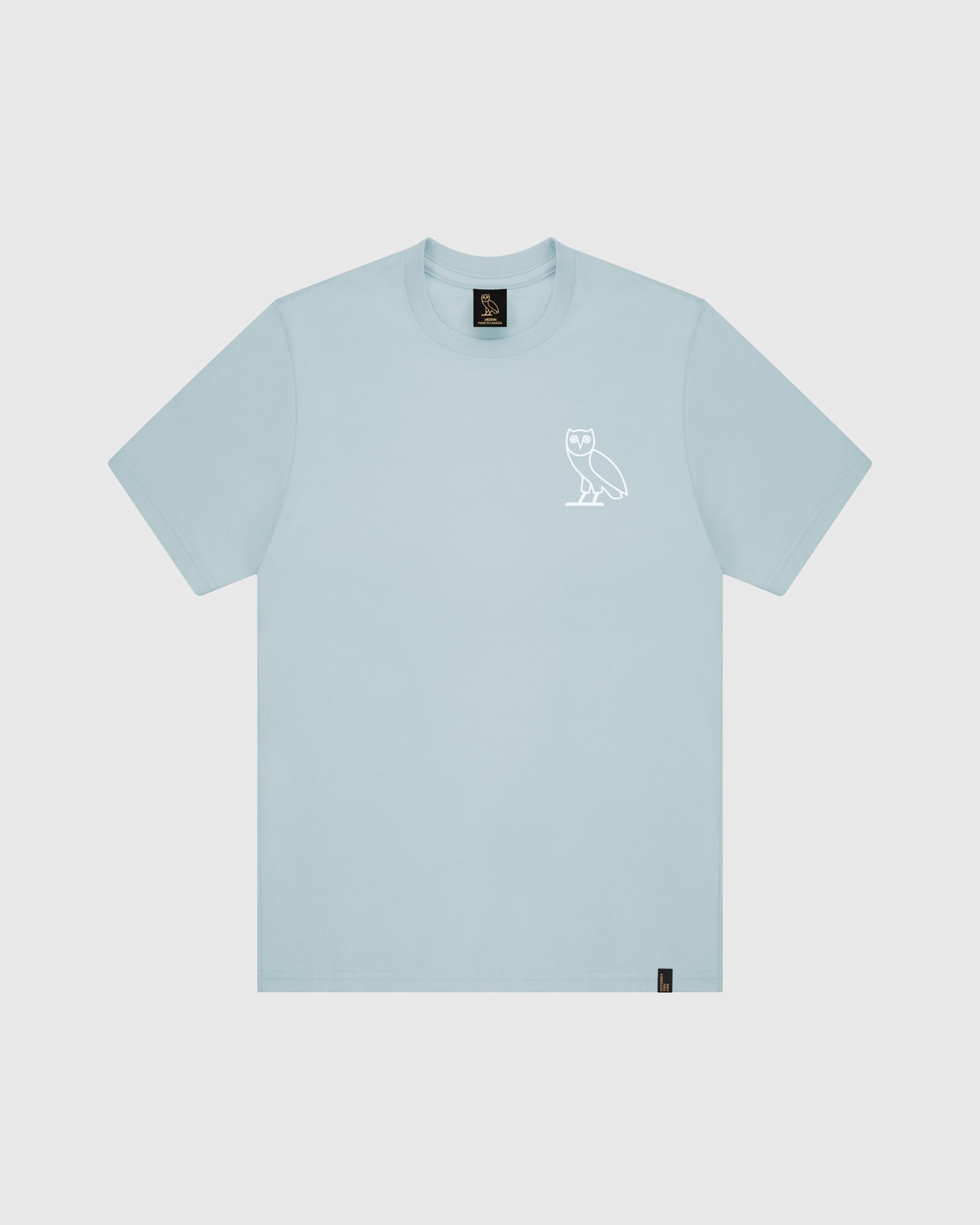 OVO SOME DAY T-SHIRT - BABY BLUE IMAGE #1
