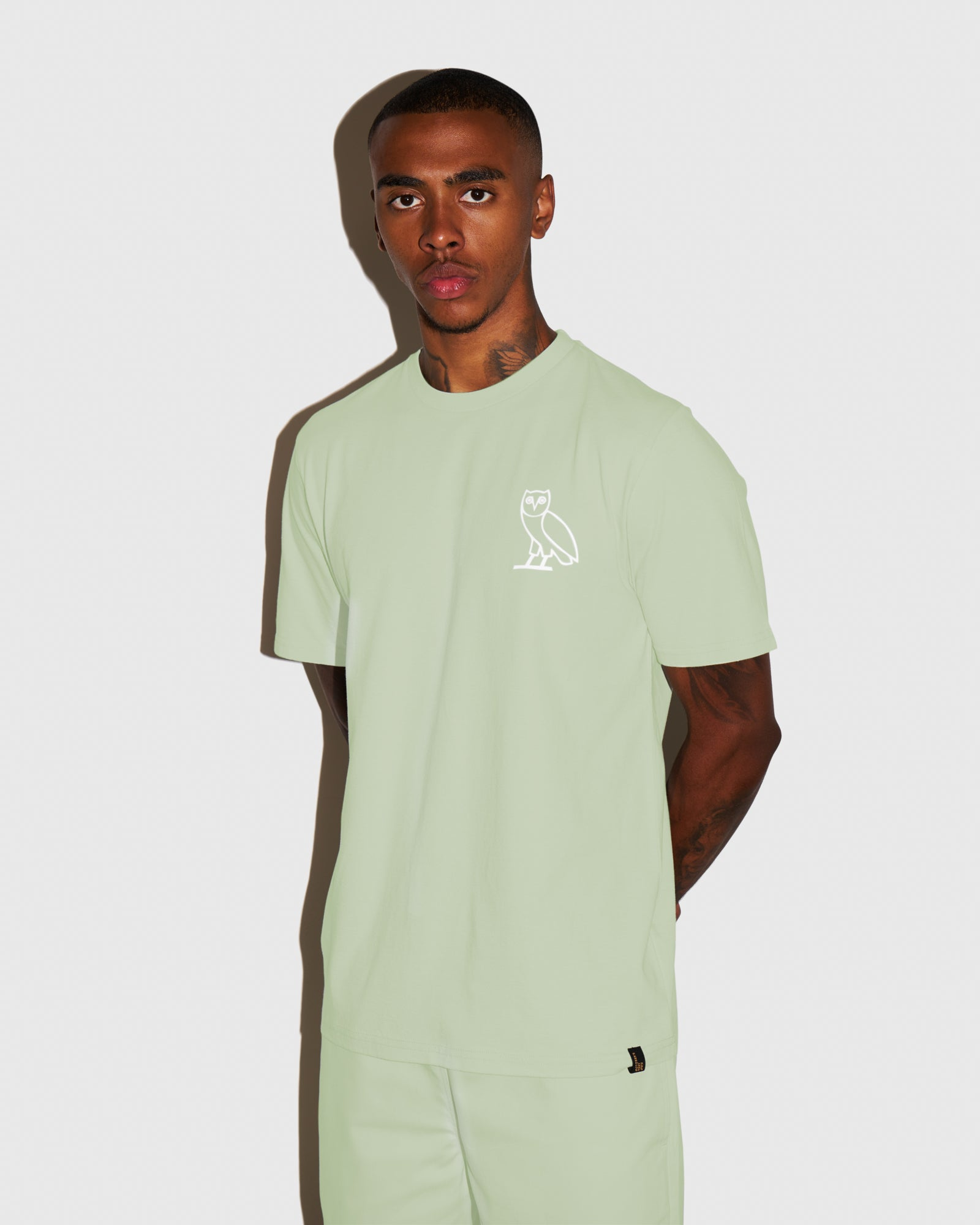 OVO SOME DAY T-SHIRT - MINT IMAGE #2