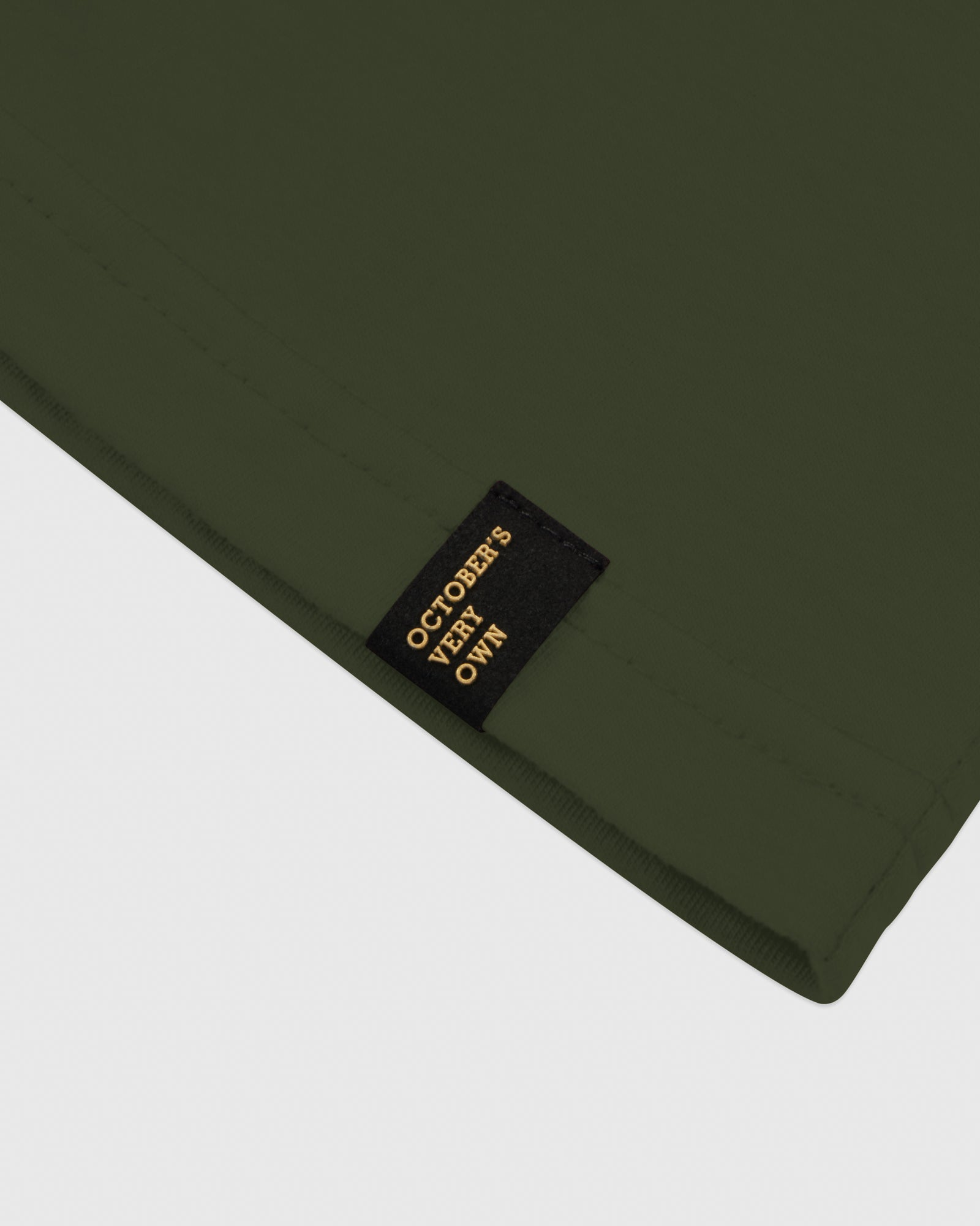 OVO CHEST STRIPE LONGSLEEVE - MILITARY GREEN IMAGE #4
