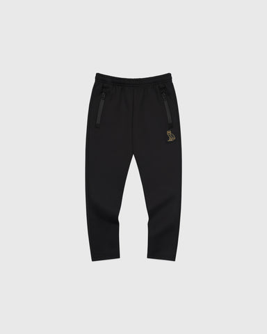 KIDS INTERLOCK PANT - BLACK