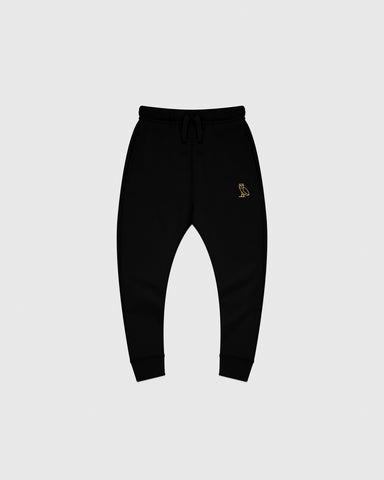 KIDS SWEATPANT - BLACK