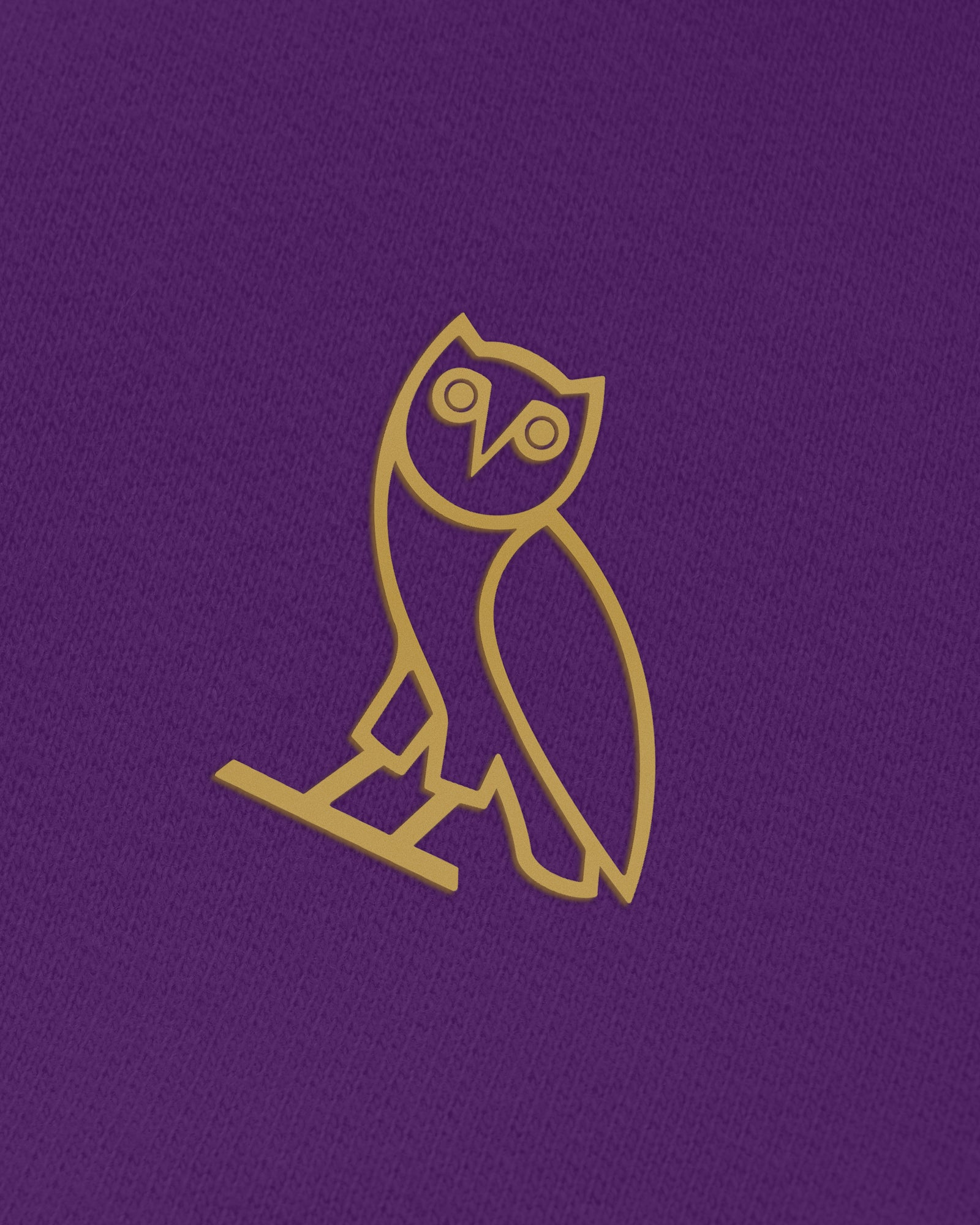 OVO KIDS ROMPER - PURPLE IMAGE #3
