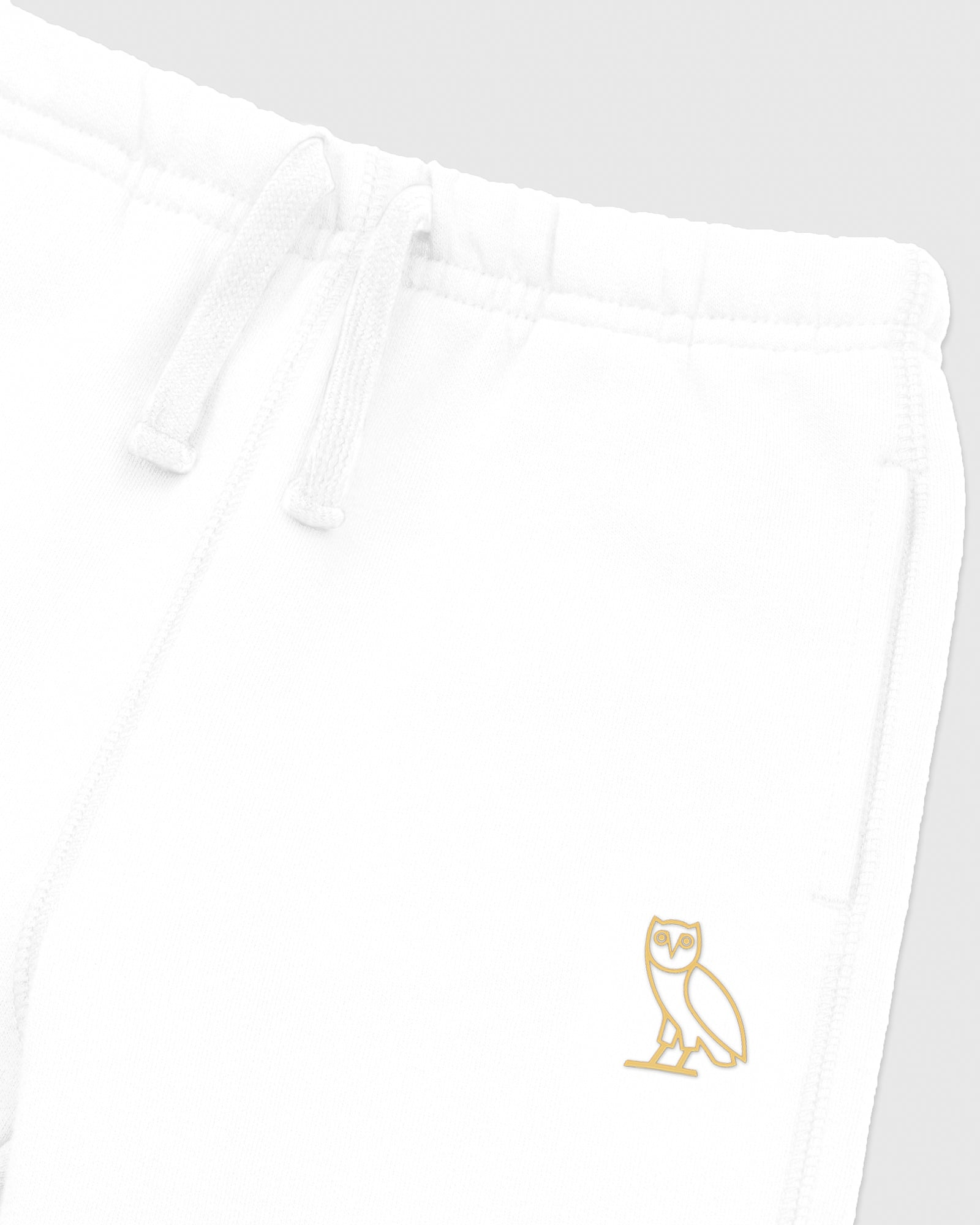 KIDS SWEATPANT - WHITE IMAGE #4