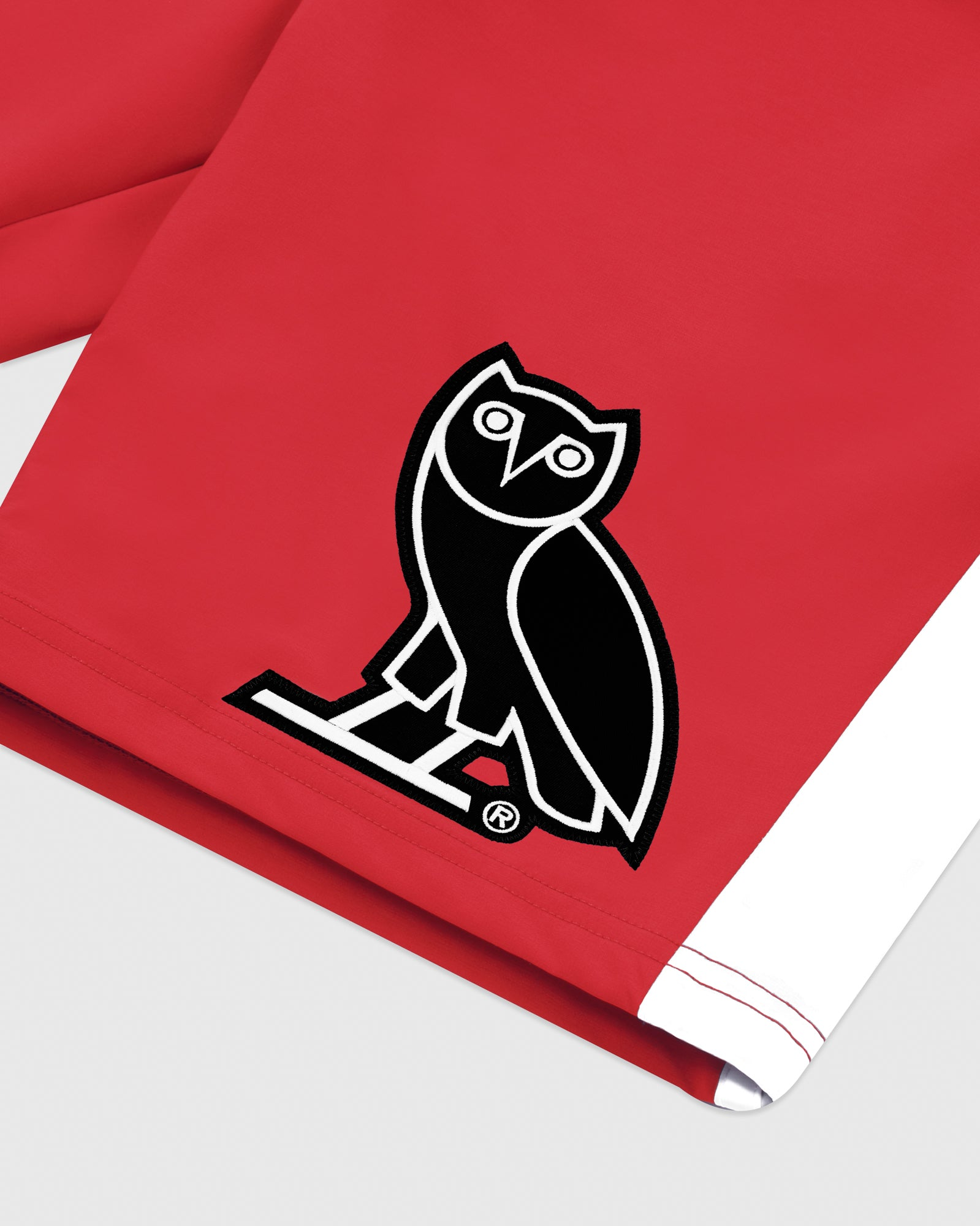OVO LIGHTWEIGHT SHELL SHORT - RED IMAGE #3