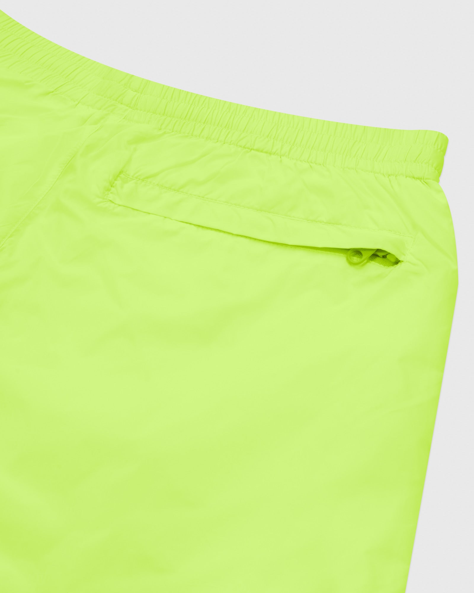 OVO NYLON PACKABLE PANT - NEON GREEN IMAGE #4