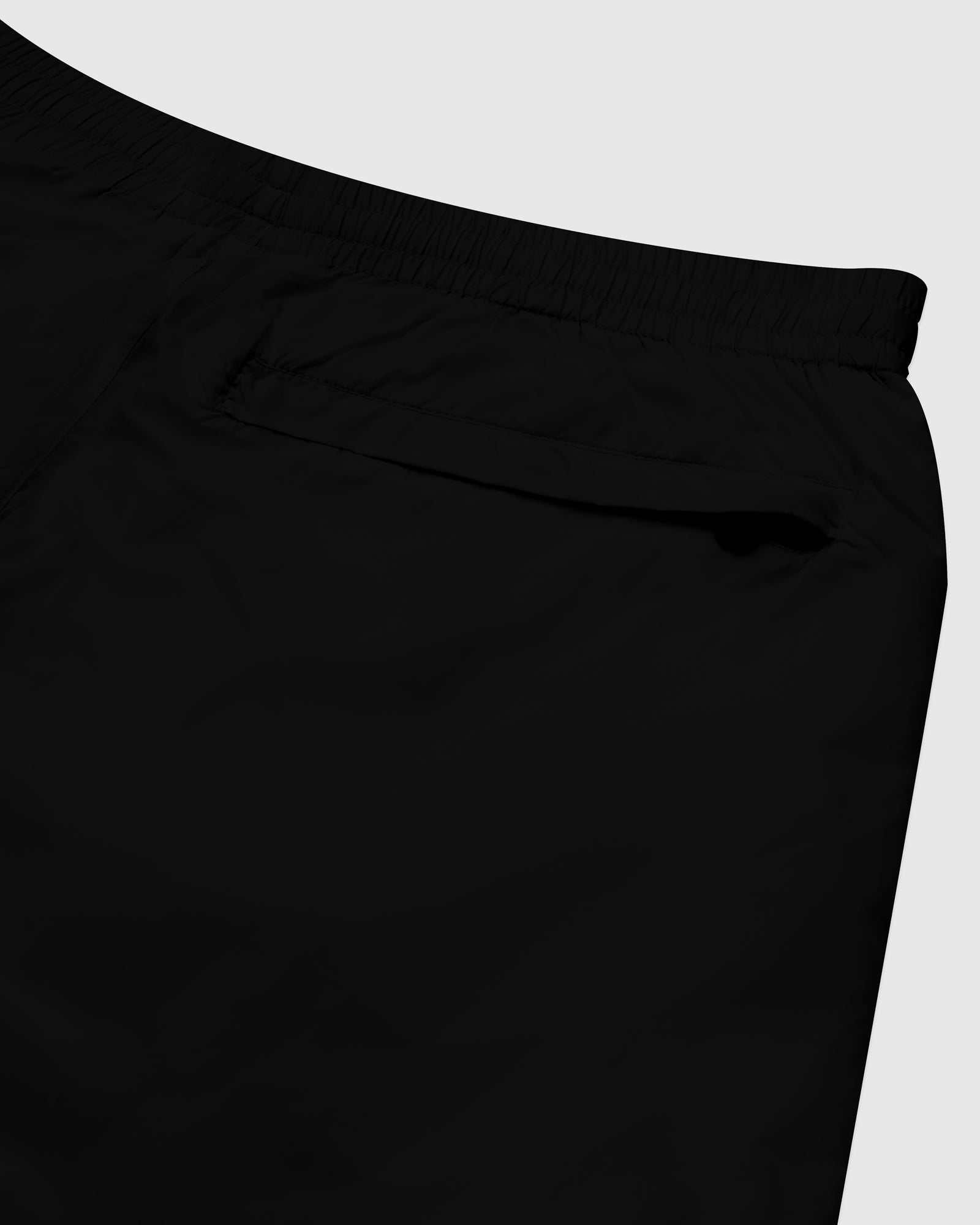OVO NYLON PACKABLE PANT - BLACK IMAGE #4