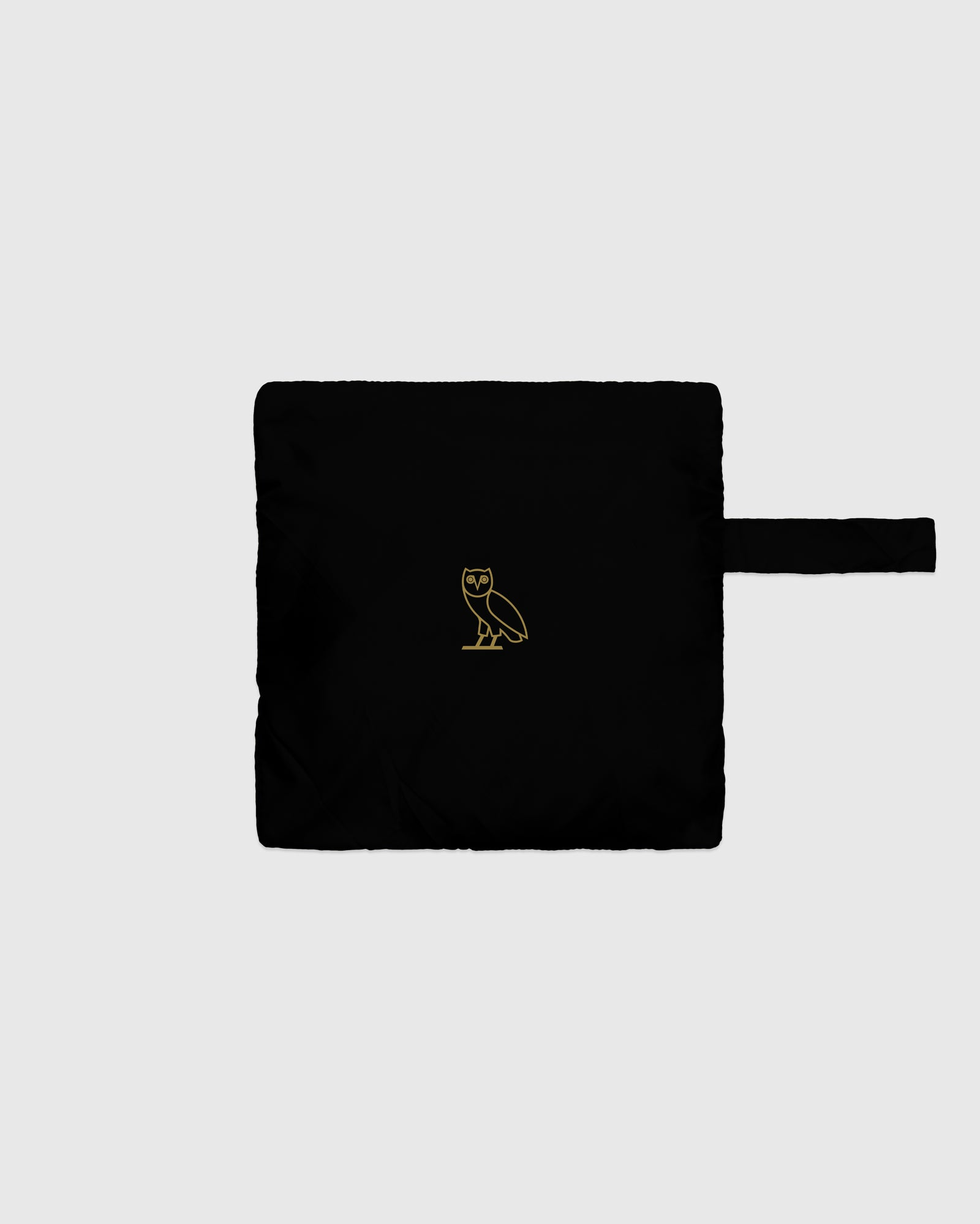 OVO NYLON PACKABLE PANT - BLACK IMAGE #5