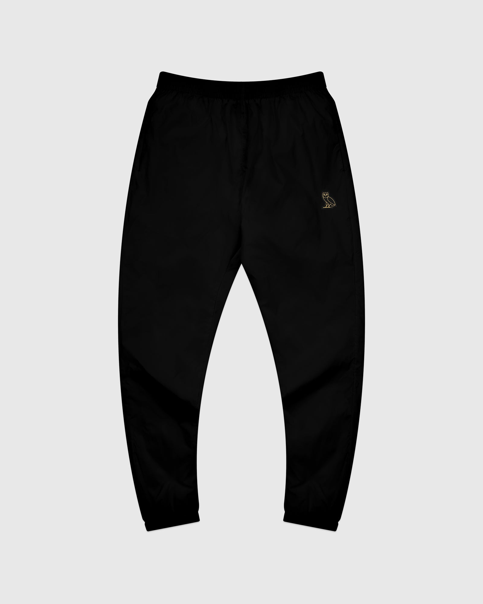 OVO NYLON PACKABLE PANT - BLACK IMAGE #1