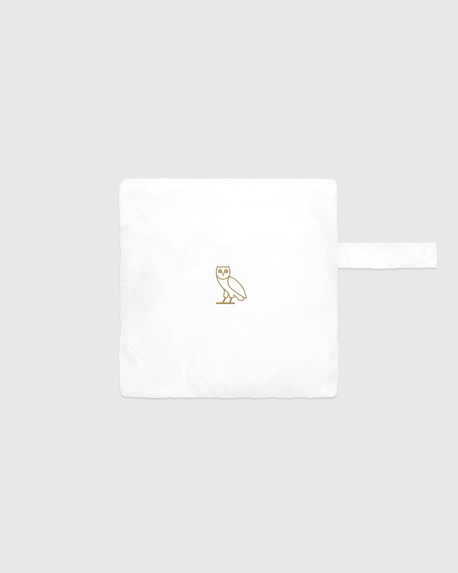 OVO NYLON PACKABLE PANT - WHITE IMAGE #5