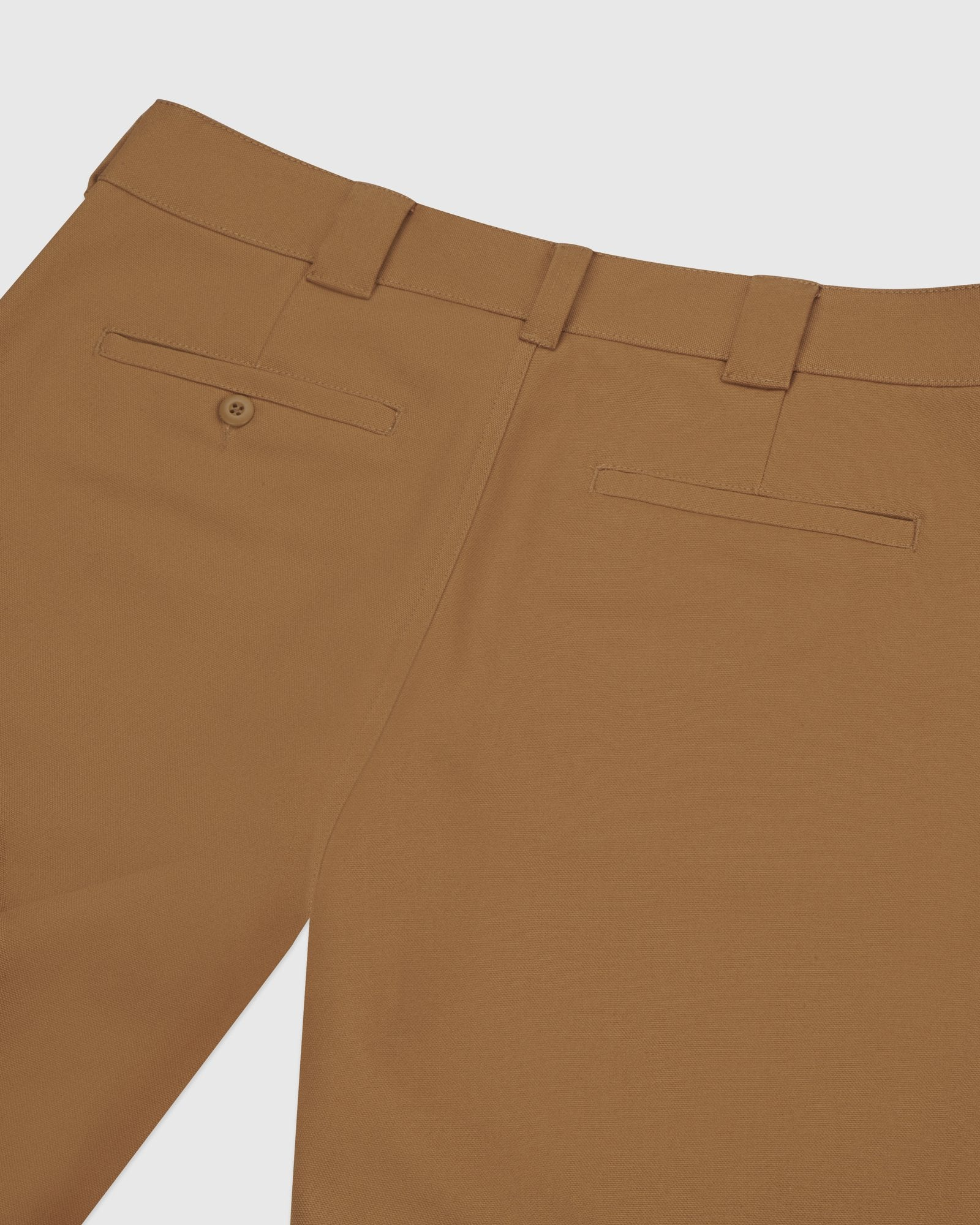 OCTOBER CANVAS PANT - BROWN IMAGE #4