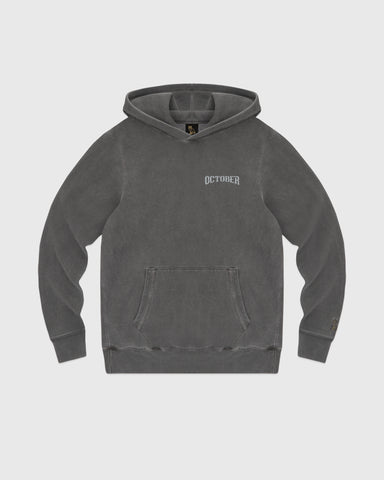 TRAINING CAMP HOODIE - BLACK
