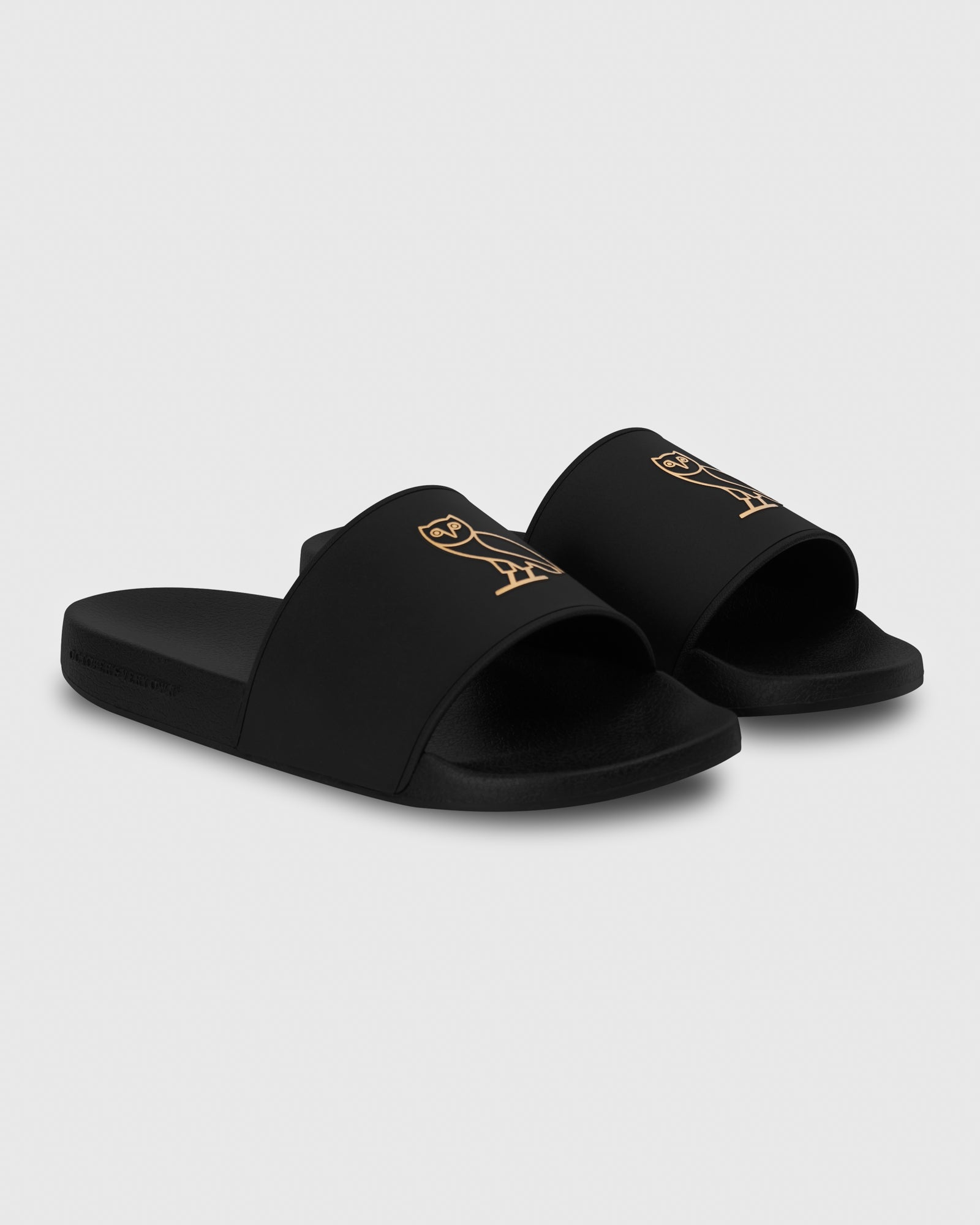 OVO SLIDES - BLACK