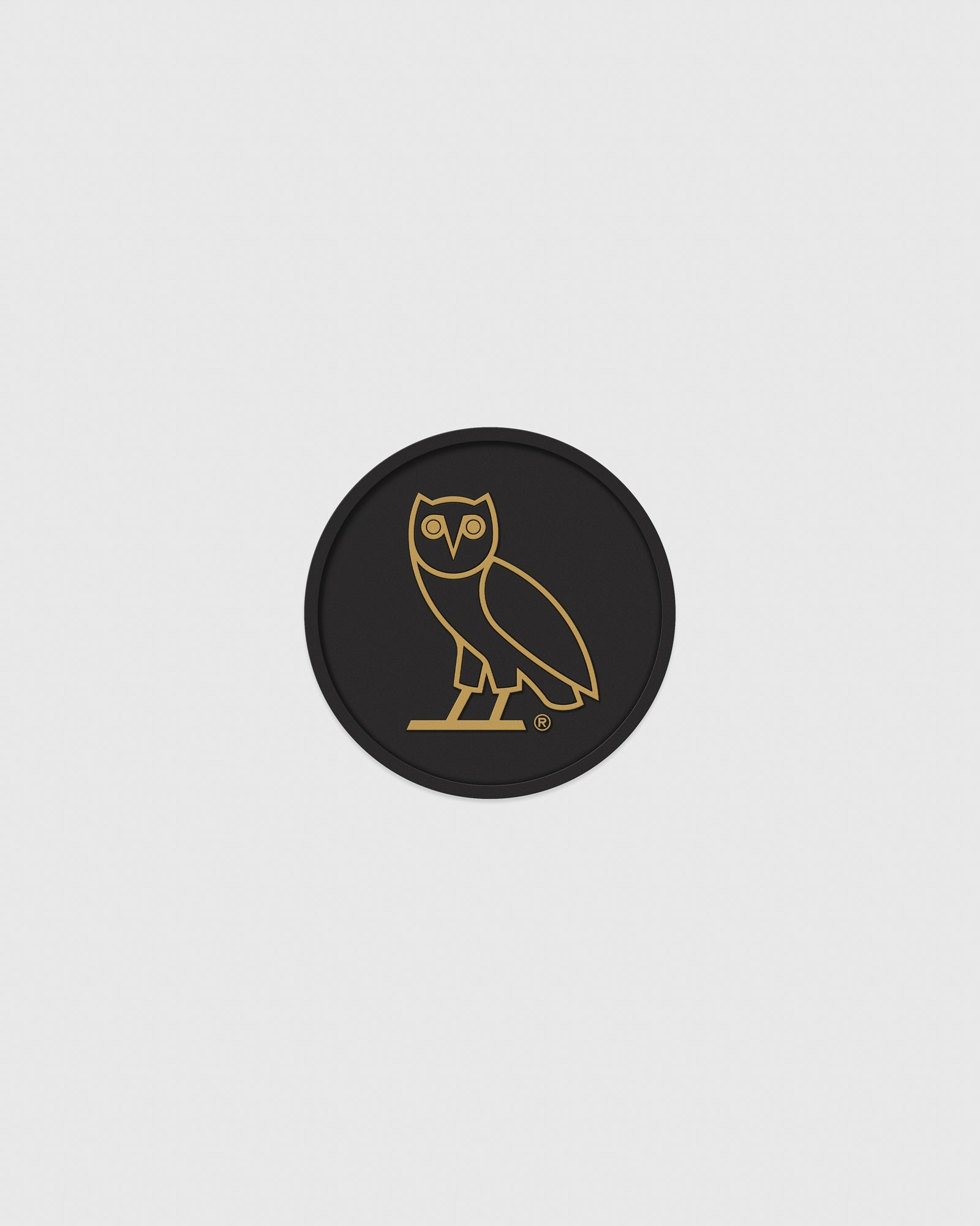 OVO COASTER SET - BLACK IMAGE #1