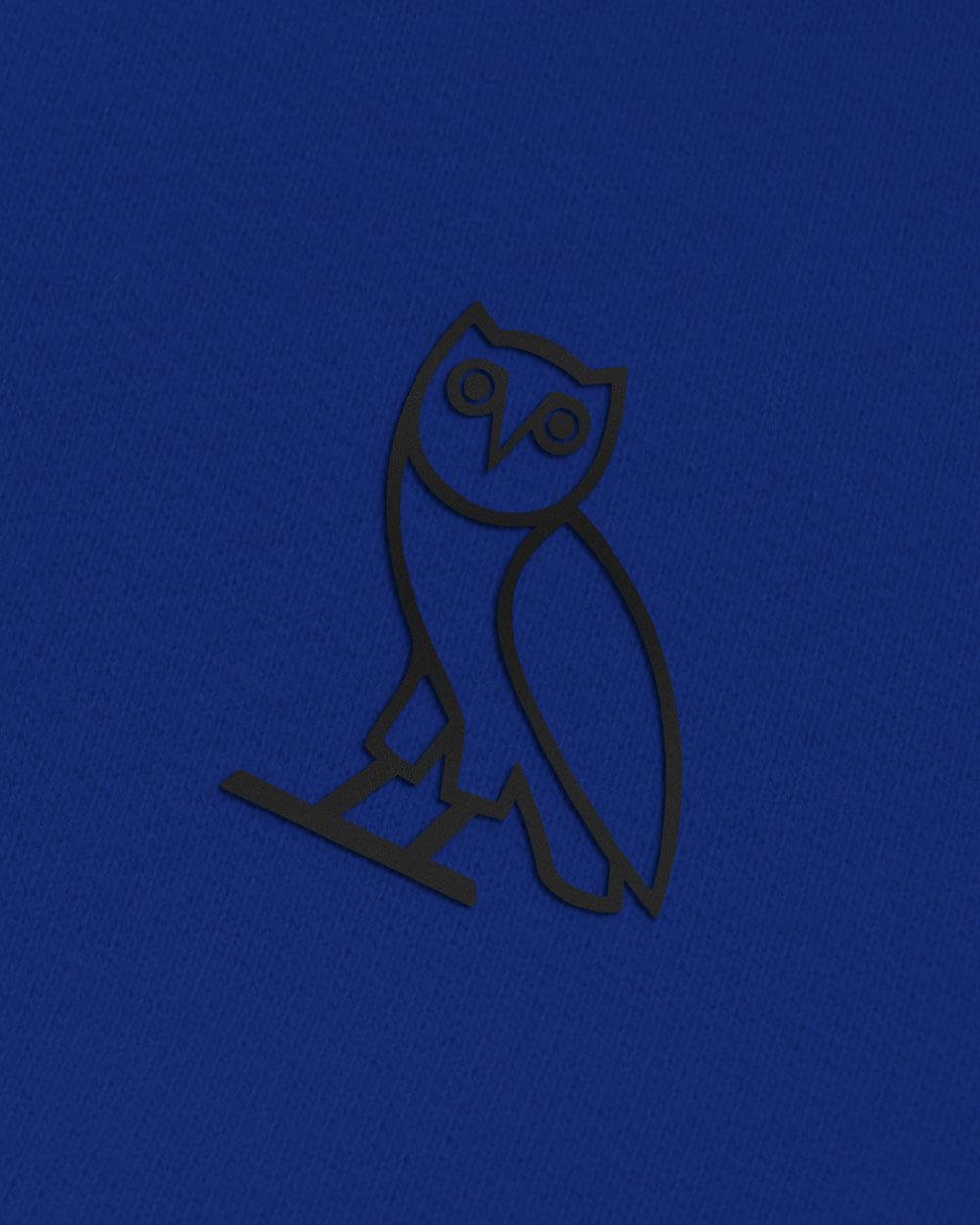 OWL T-SHIRT - ROYAL BLUE