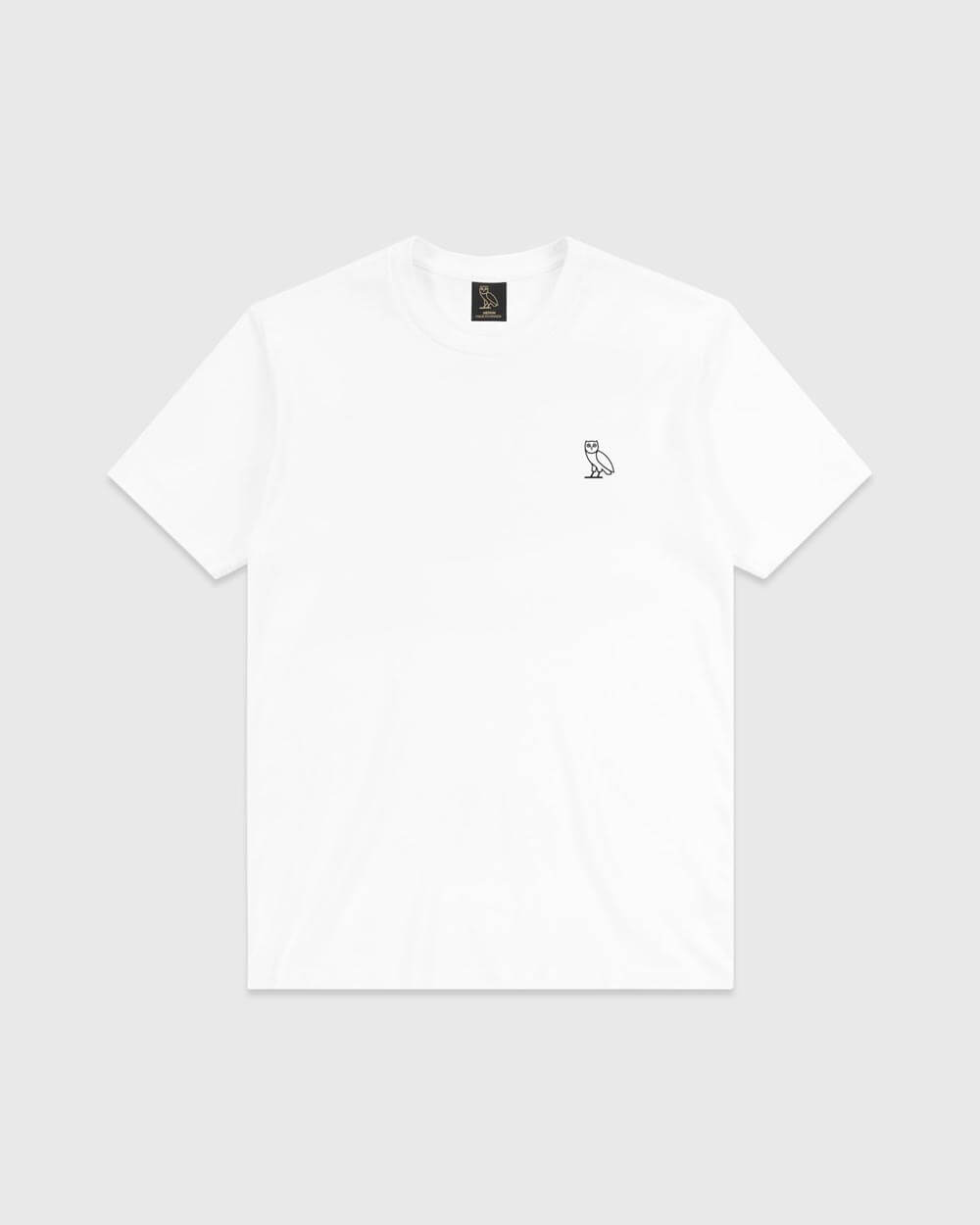 OWL T-SHIRT - WHITE