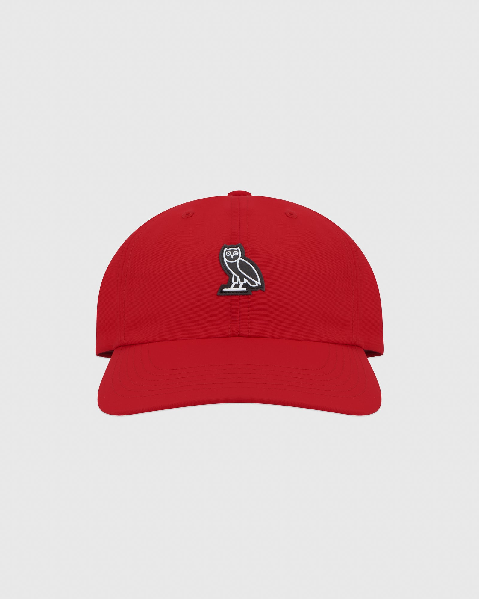 OVO NYLON TASLAN CAP - RED