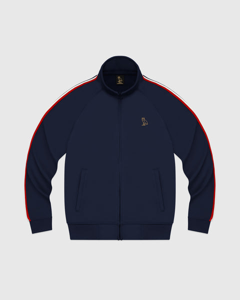 4f9a19853ec3 OVO PIQUE JACKET - NAVY – October s Very Own Online US