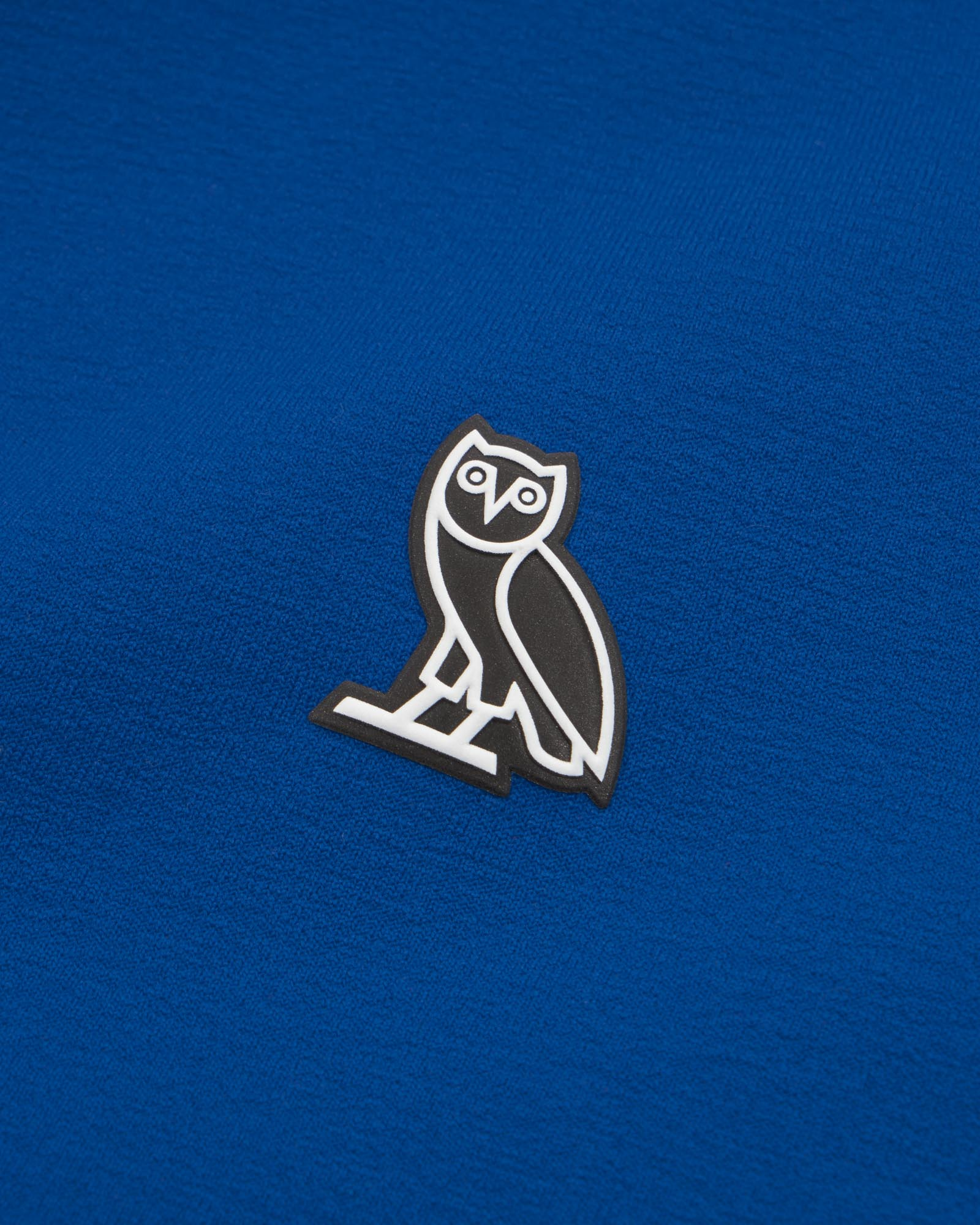 OVO POLARTEC® POWER STRETCH ZIP HOODIE - ROYAL BLUE