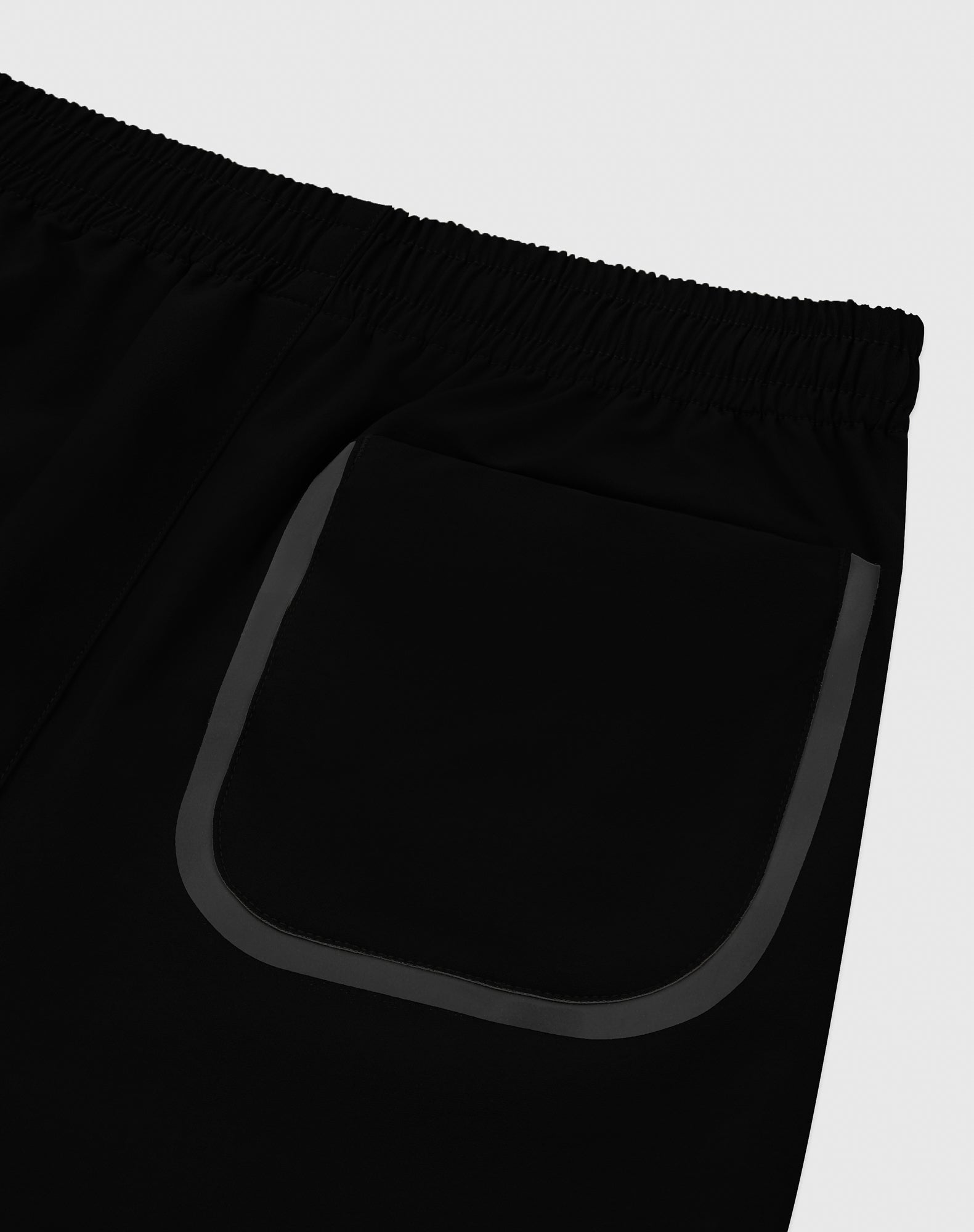 OVO 4-WAY STRETCH SHORT - BLACK