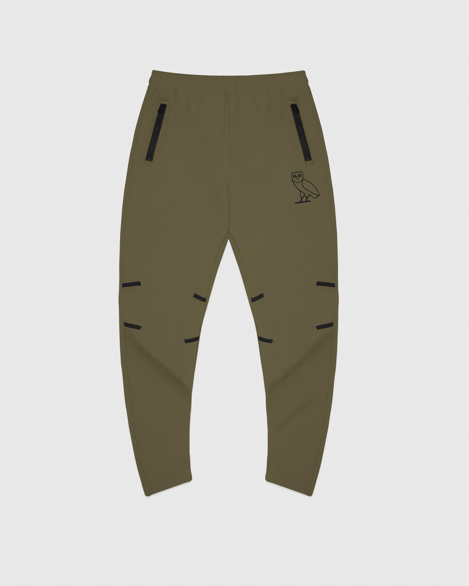 OVO 4-WAY STRETCH SWEATPANT - LIGHT STONE GREEN IMAGE #1