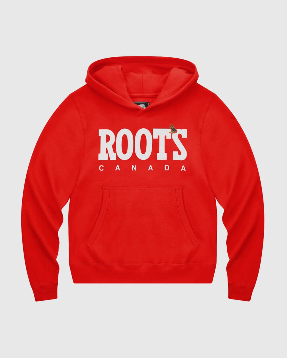 OVO x ROOTS WOMEN S HOODIE - RED – October s Very Own Online US b8eb45f1fa