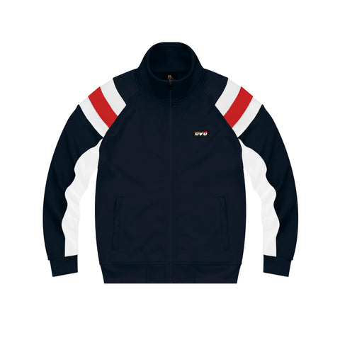 OVO RUNNER SIDELINE JACKET - NAVY