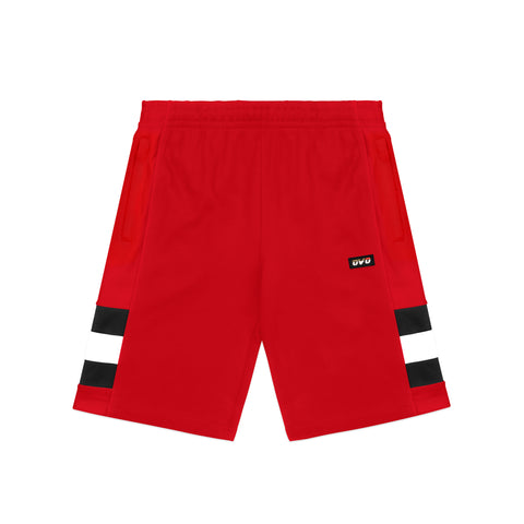 OVO RUNNER SIDELINE SHORT - RED