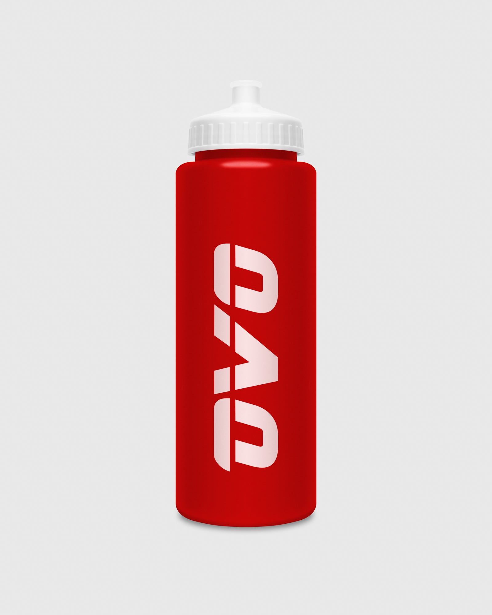OVO RUNNER WATER BOTTLE - RED IMAGE #1