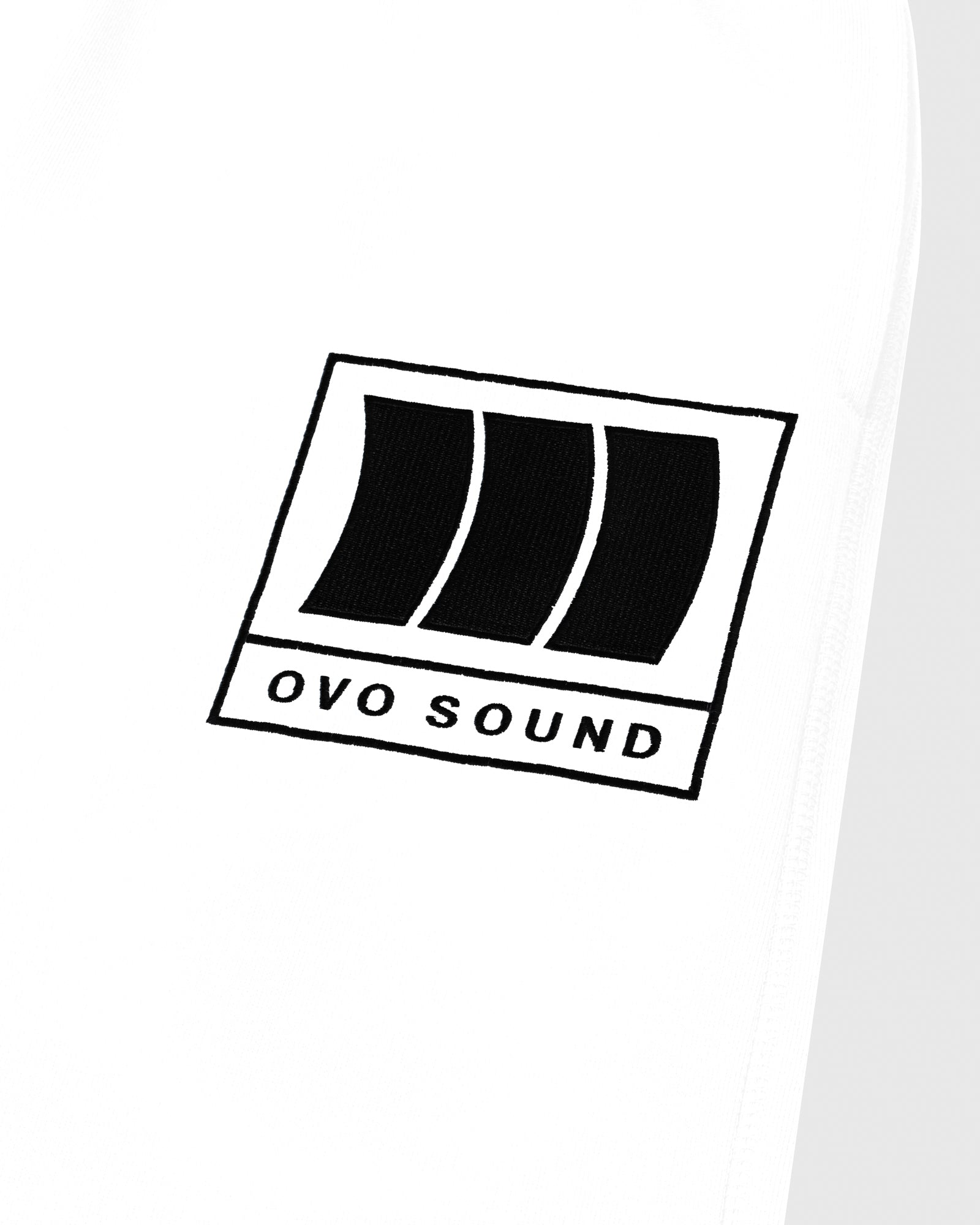OVO SOUND SWEATPANT - WHITE IMAGE #3