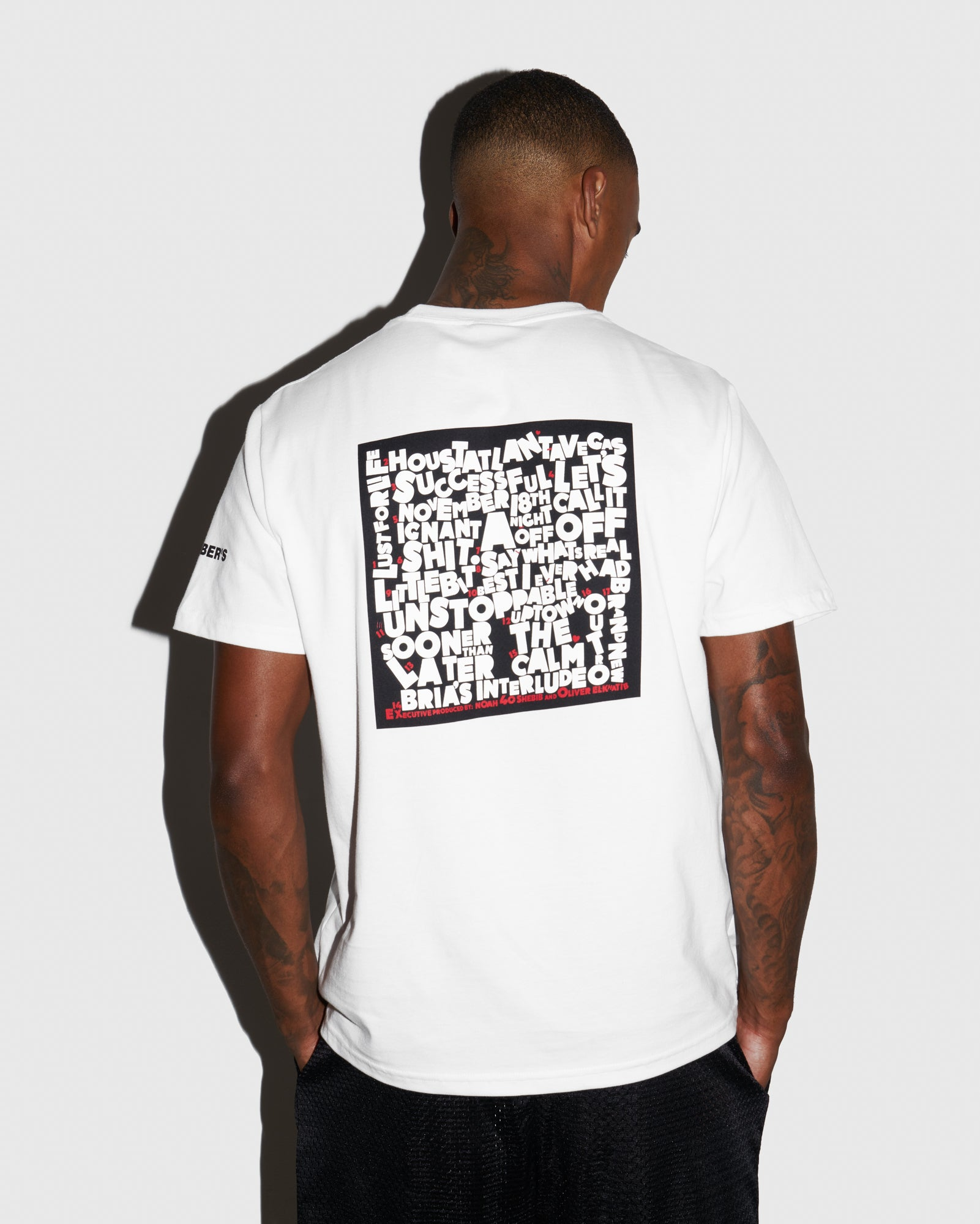SO FAR GONE T-SHIRT - WHITE IMAGE #3
