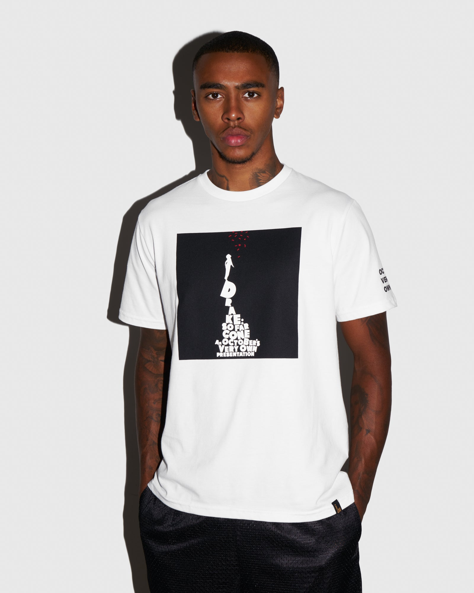 SO FAR GONE T-SHIRT - WHITE IMAGE #2