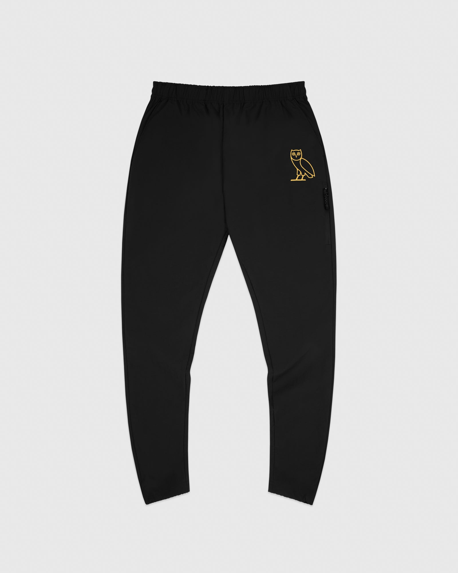 OVO NYLON SPLASH PANT - BLACK IMAGE #1
