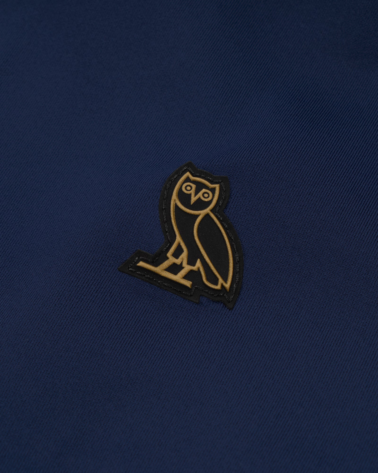 OVO INTERLOCK JACKET - NAVY