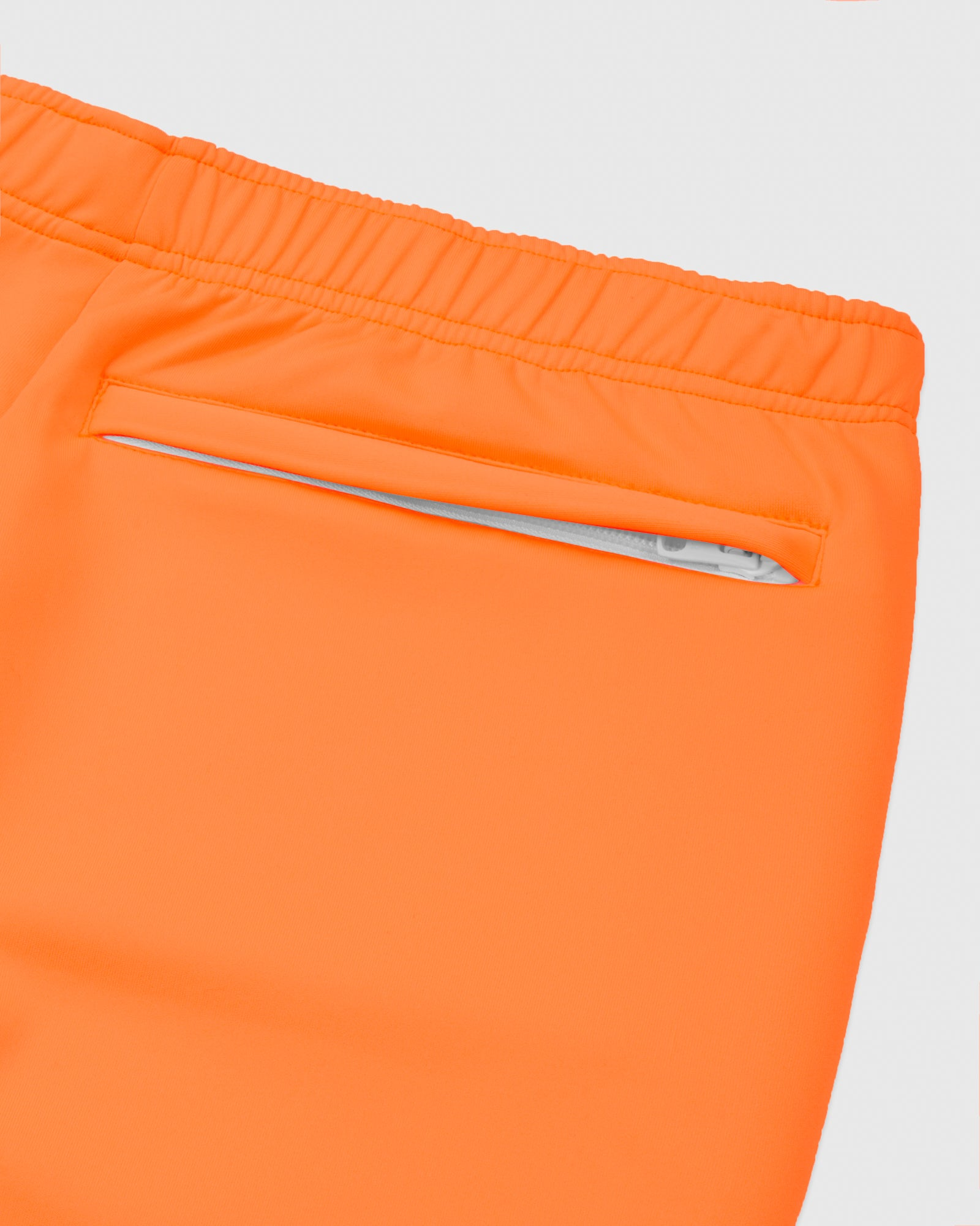 OVO INTERLOCK PANT - NEON ORANGE IMAGE #4