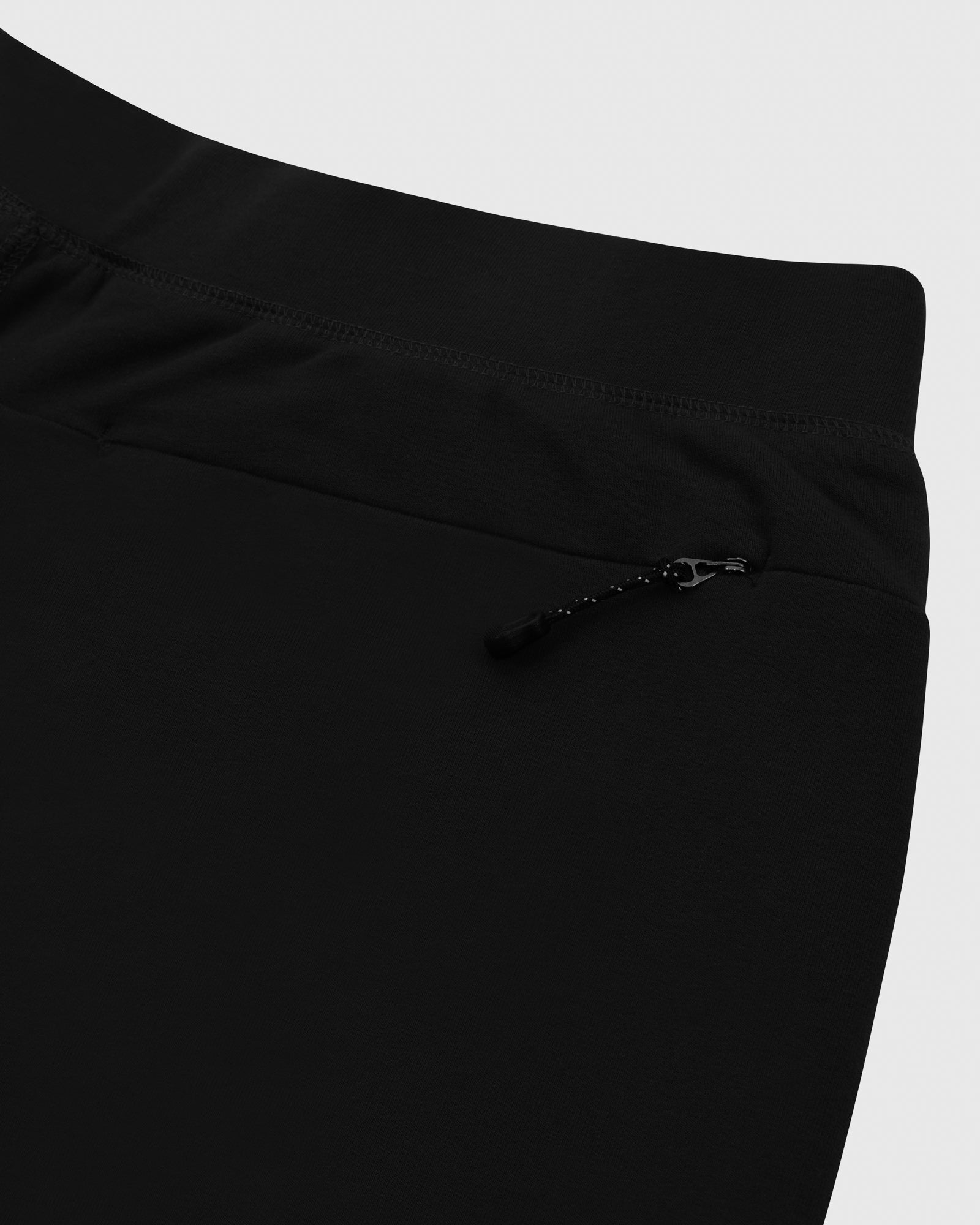 OVO LIGHTWEIGHT FRENCH TERRY SWEATPANT - BLACK IMAGE #5