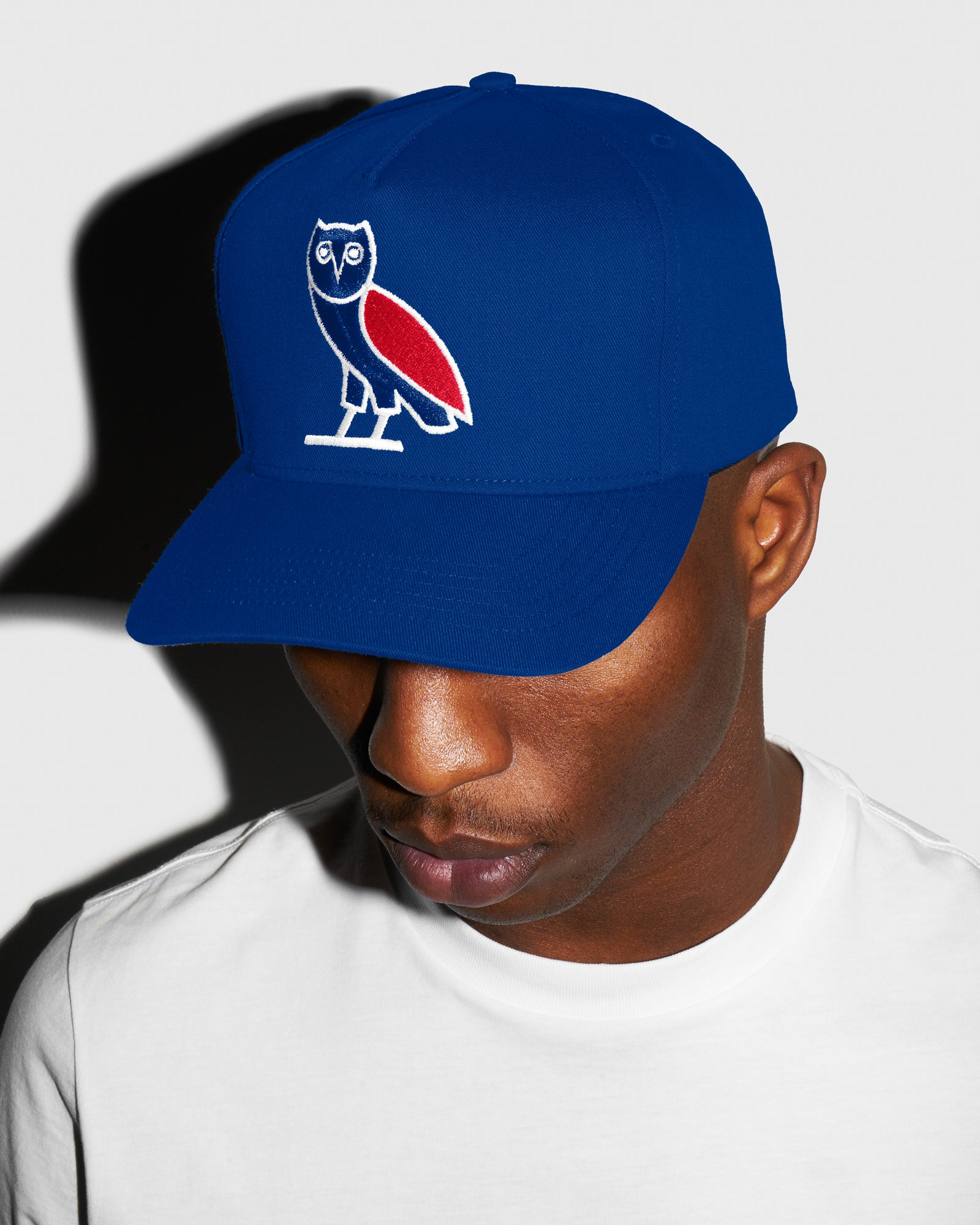 OVO FRANCHISE SNAPBACK - ROYAL BLUE IMAGE #2
